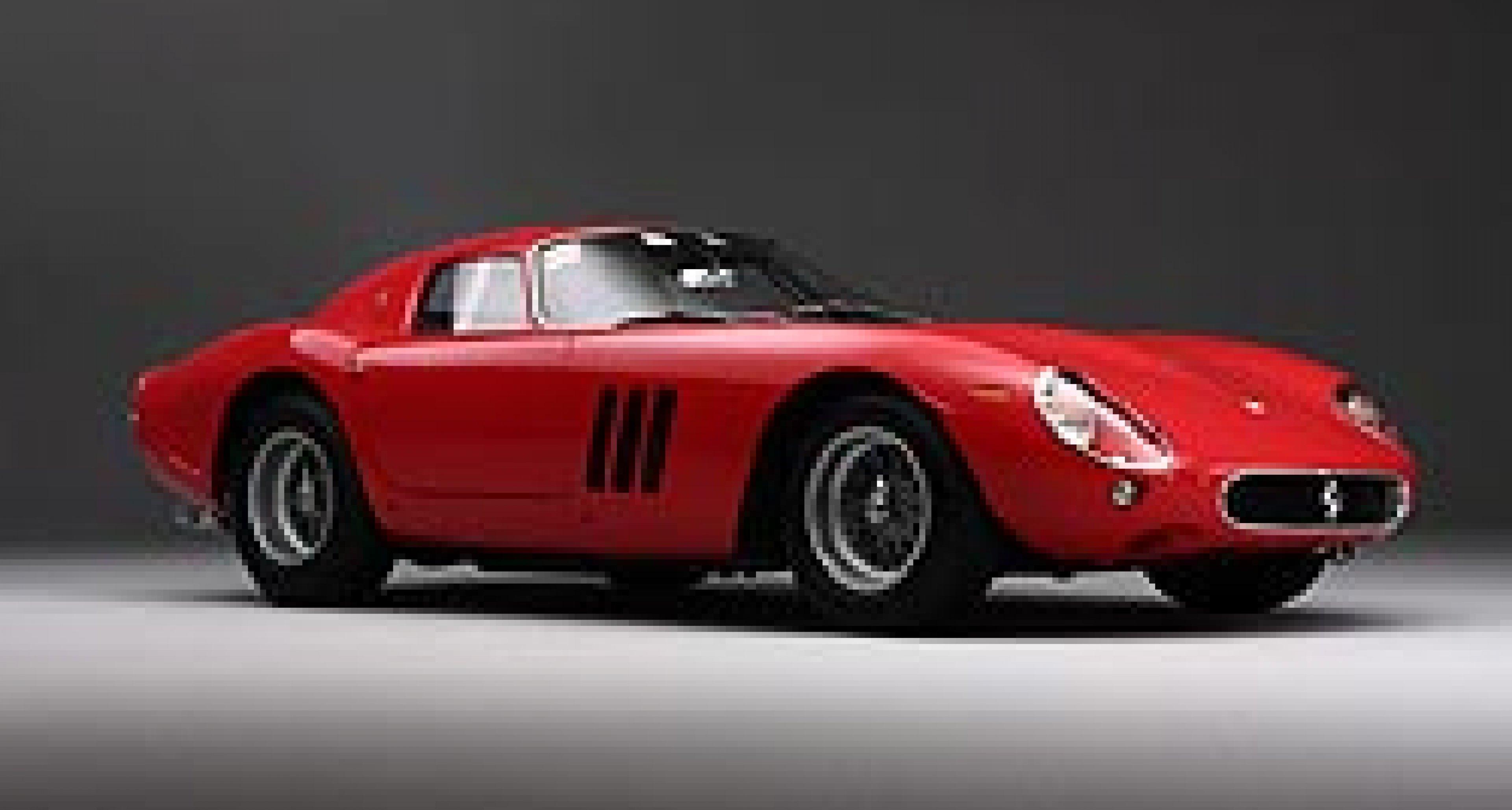 '64-Bodied Ferrari 250 GTO Comes to Market