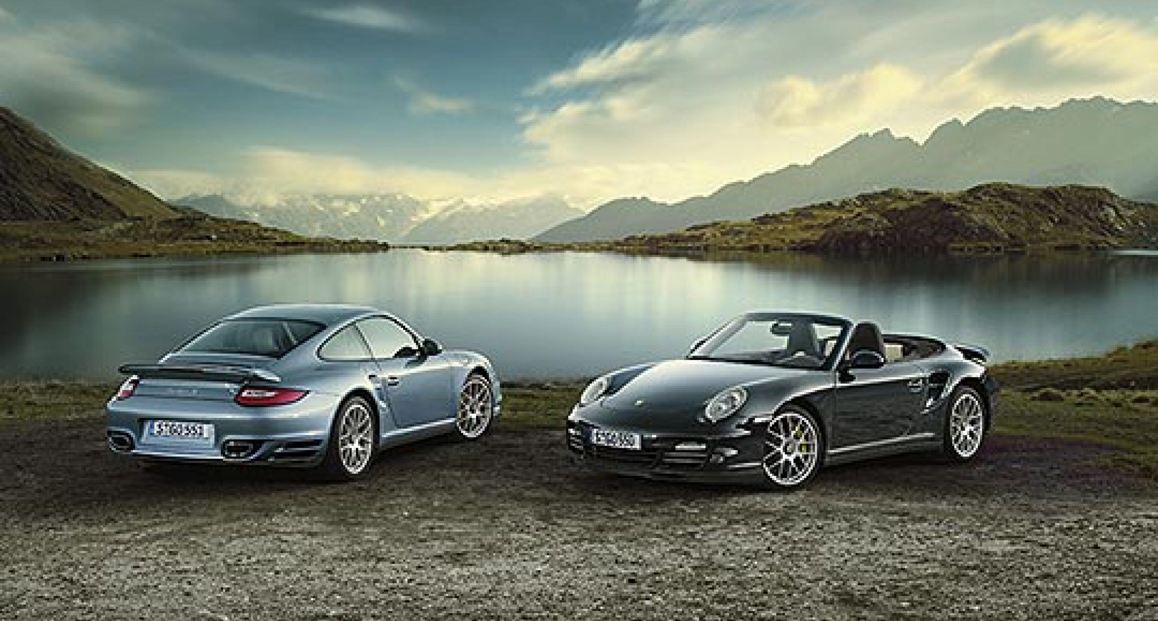 Geneva Preview: Porsche 911 Turbo S