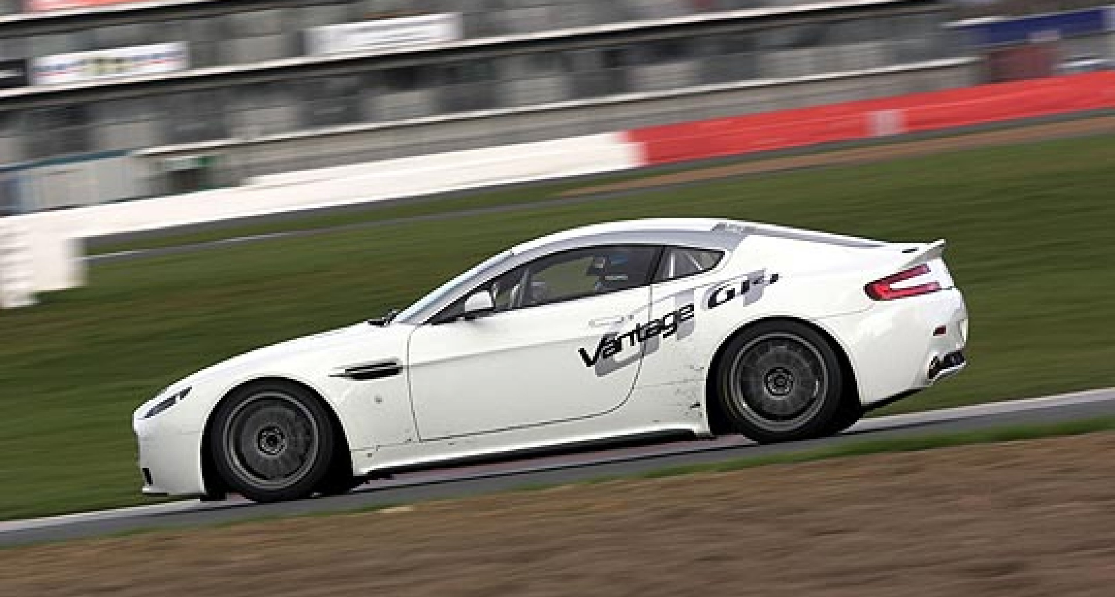 The 2010 Aston Martin British GT4 Challenge