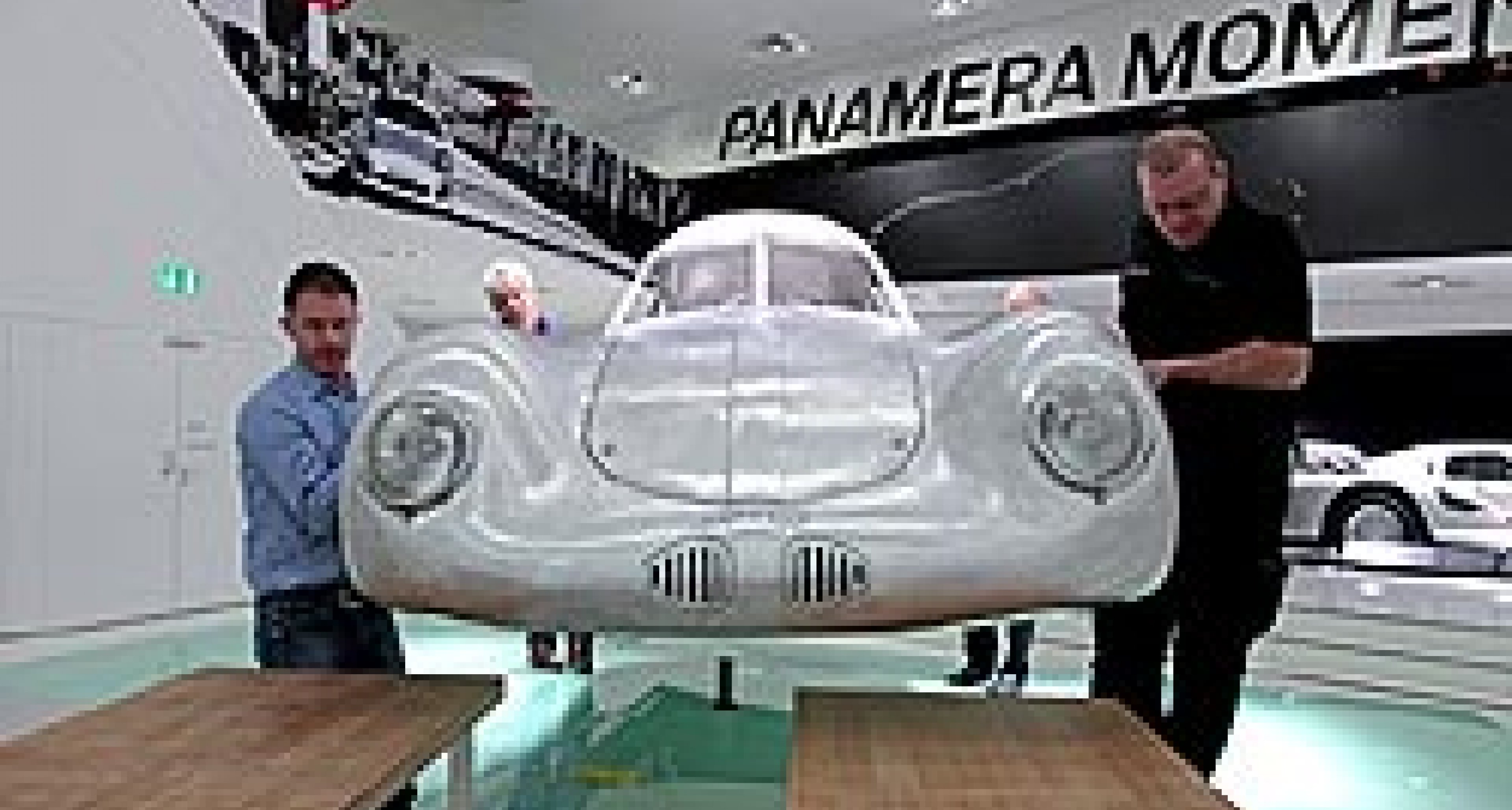 Type 64 to Visit America: On Loan from the Porsche Museum