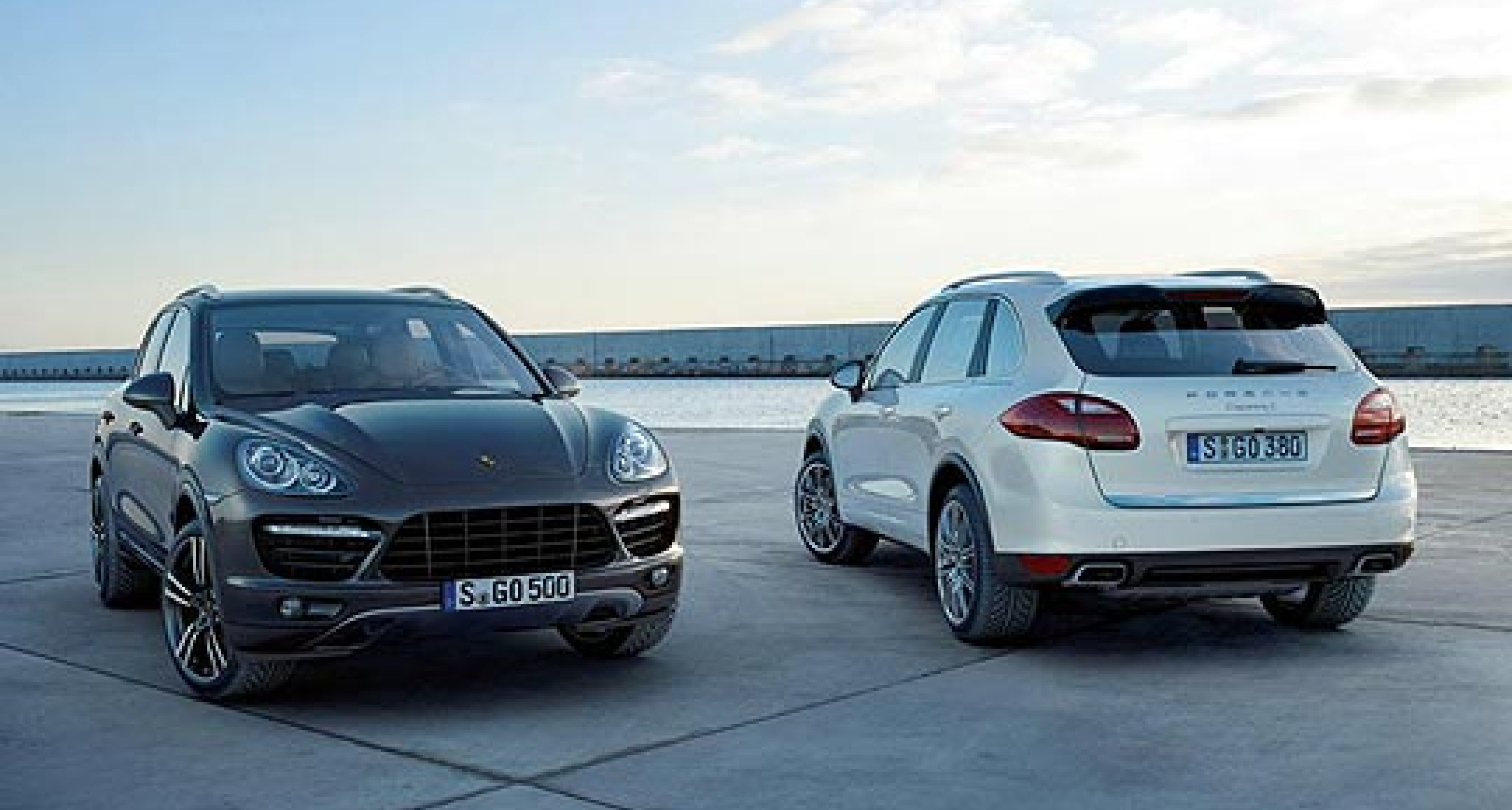 Geneva Preview: New Porsche Cayenne