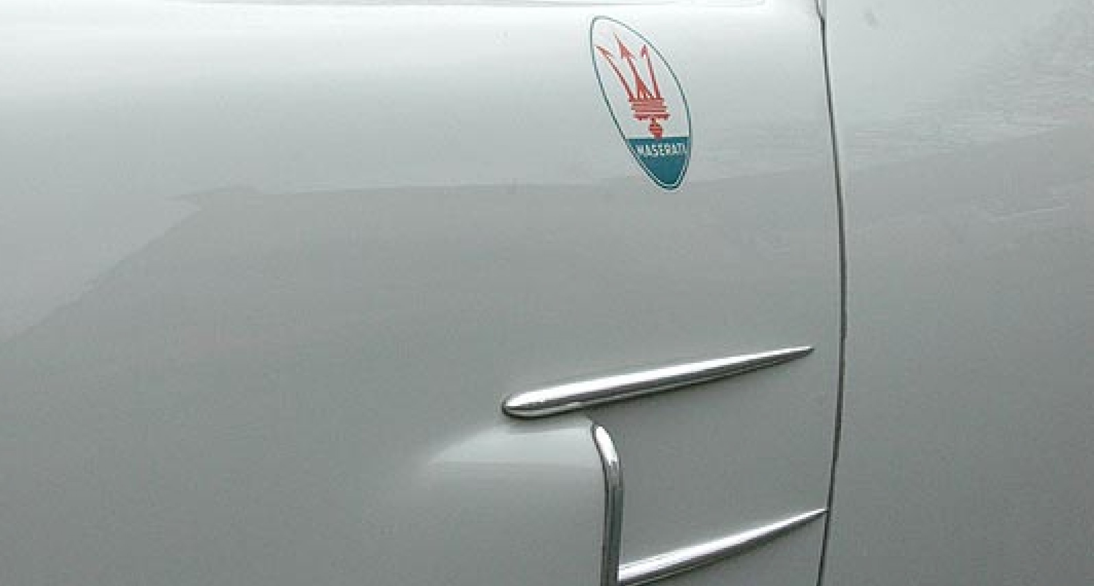 1956 Maserati A6G/54GT Zagato Coupé