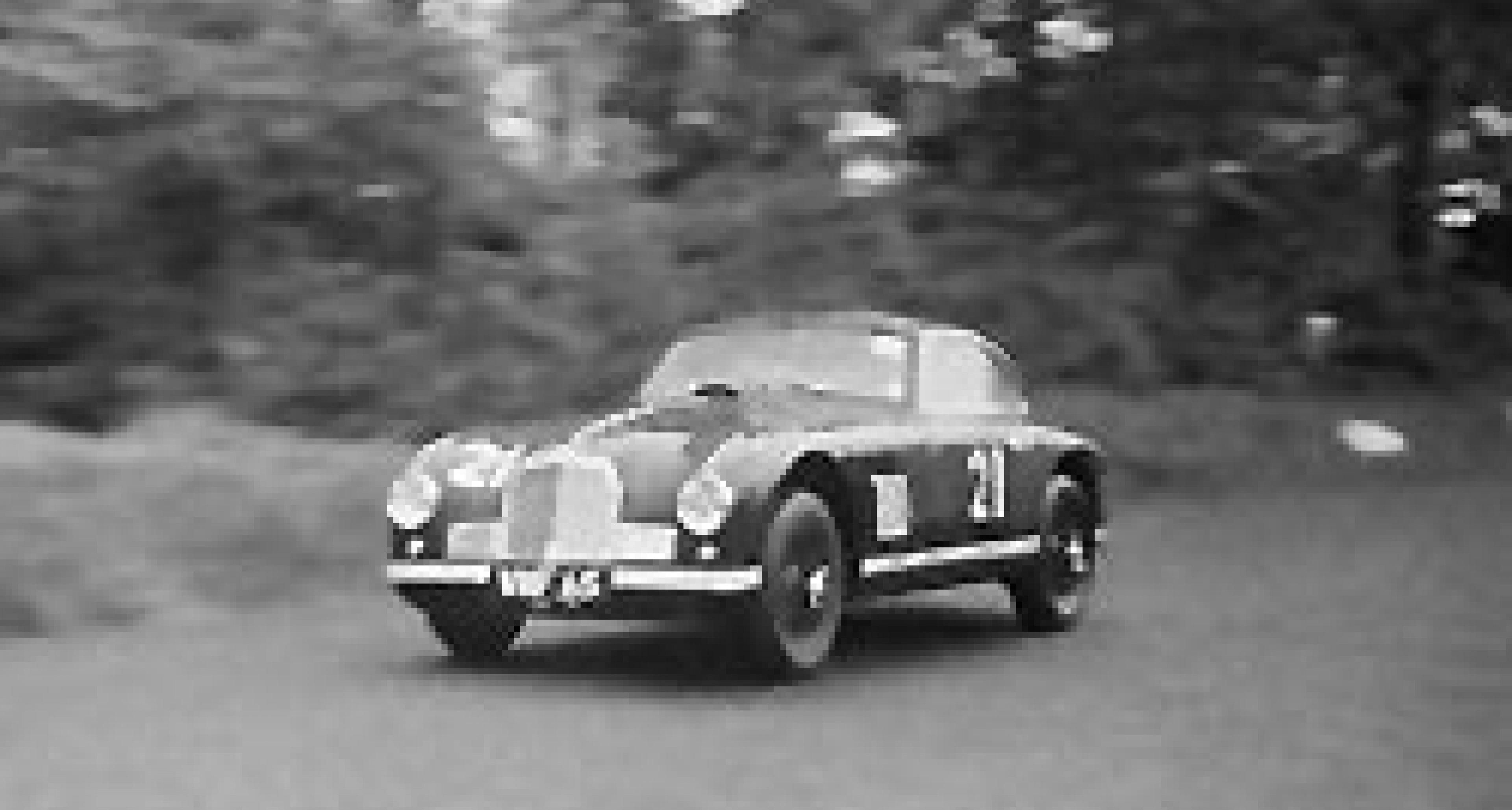 Bonhams to Sell 'VMF 65' at May Aston Martin Auction
