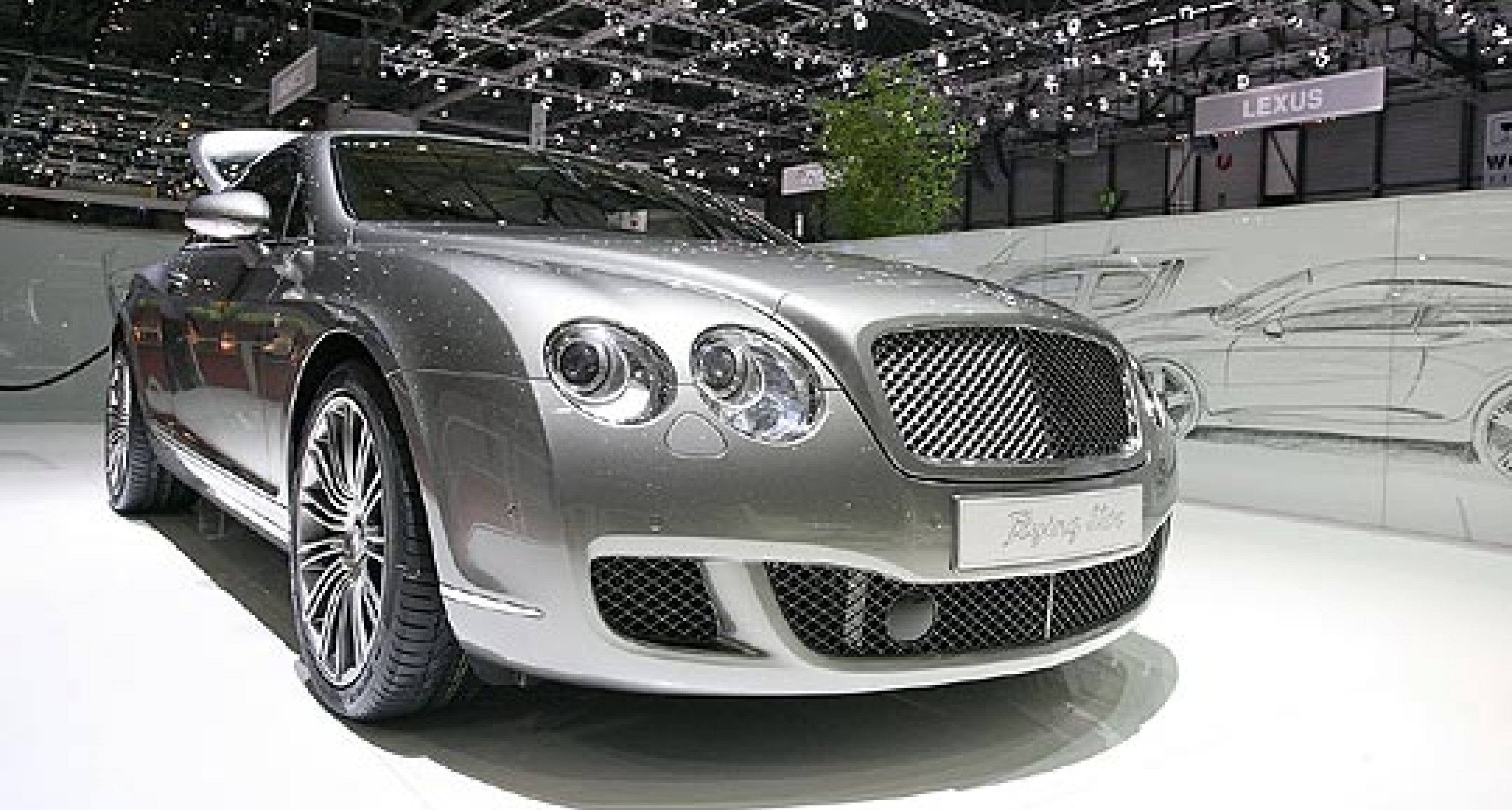 Geneva 2010: Bentley Continental Flying Star by Touring