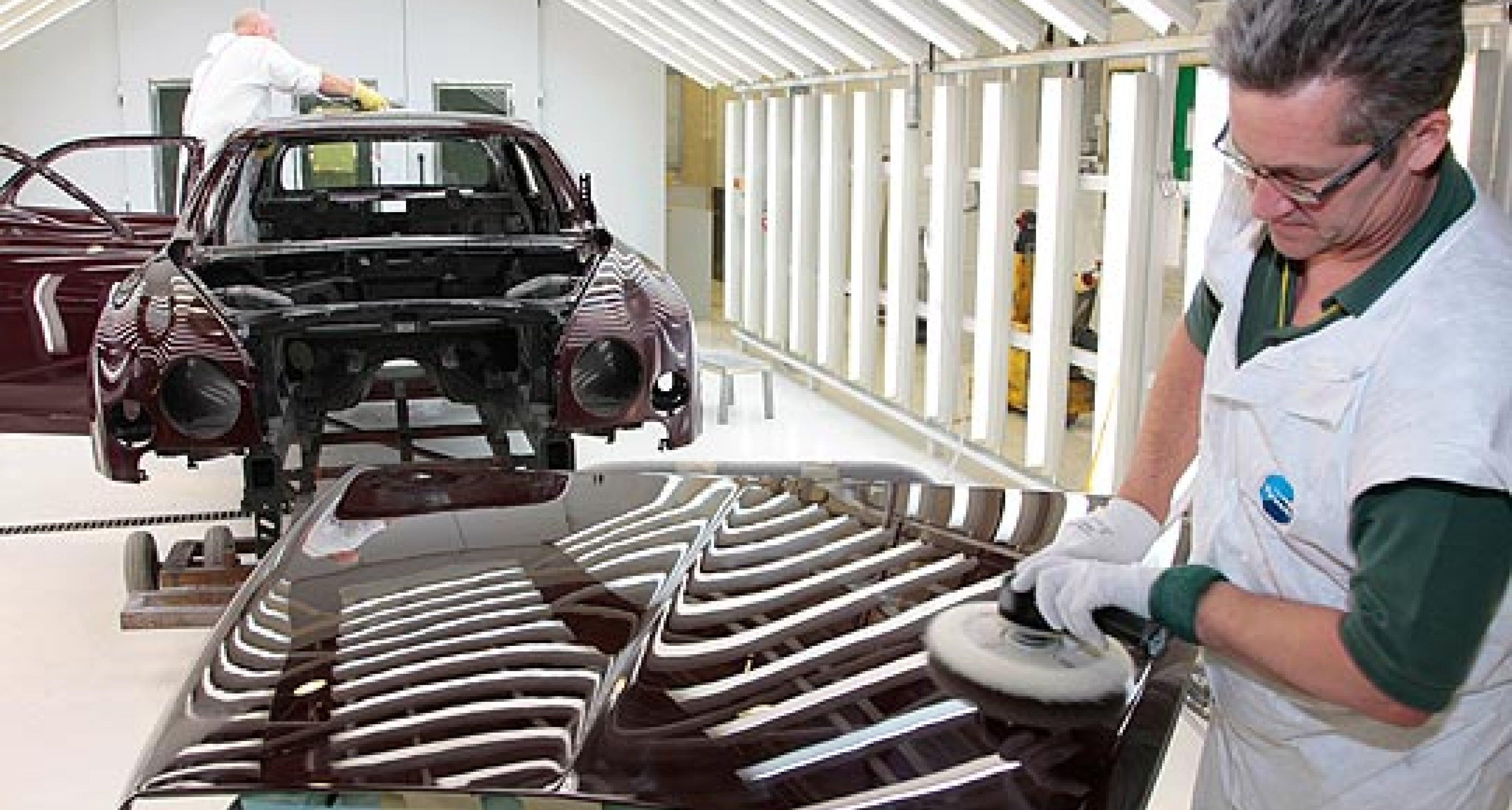 Bentley Mulsanne: Colour Perfect