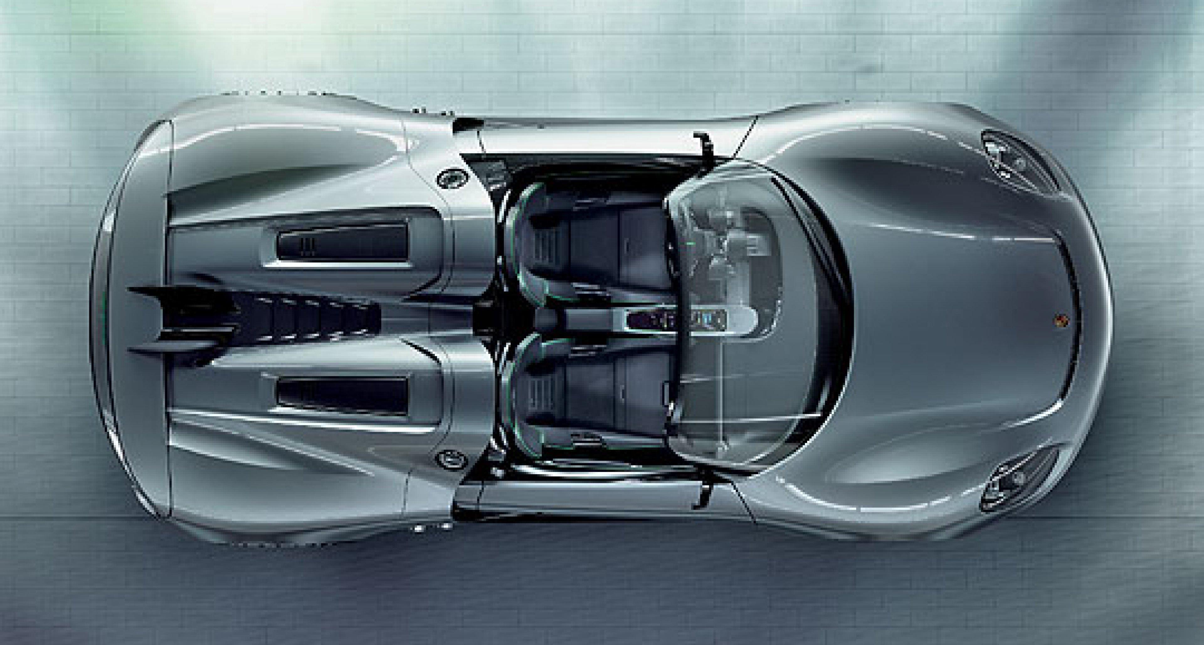 Porsche 918 Spyder: Design Analysis
