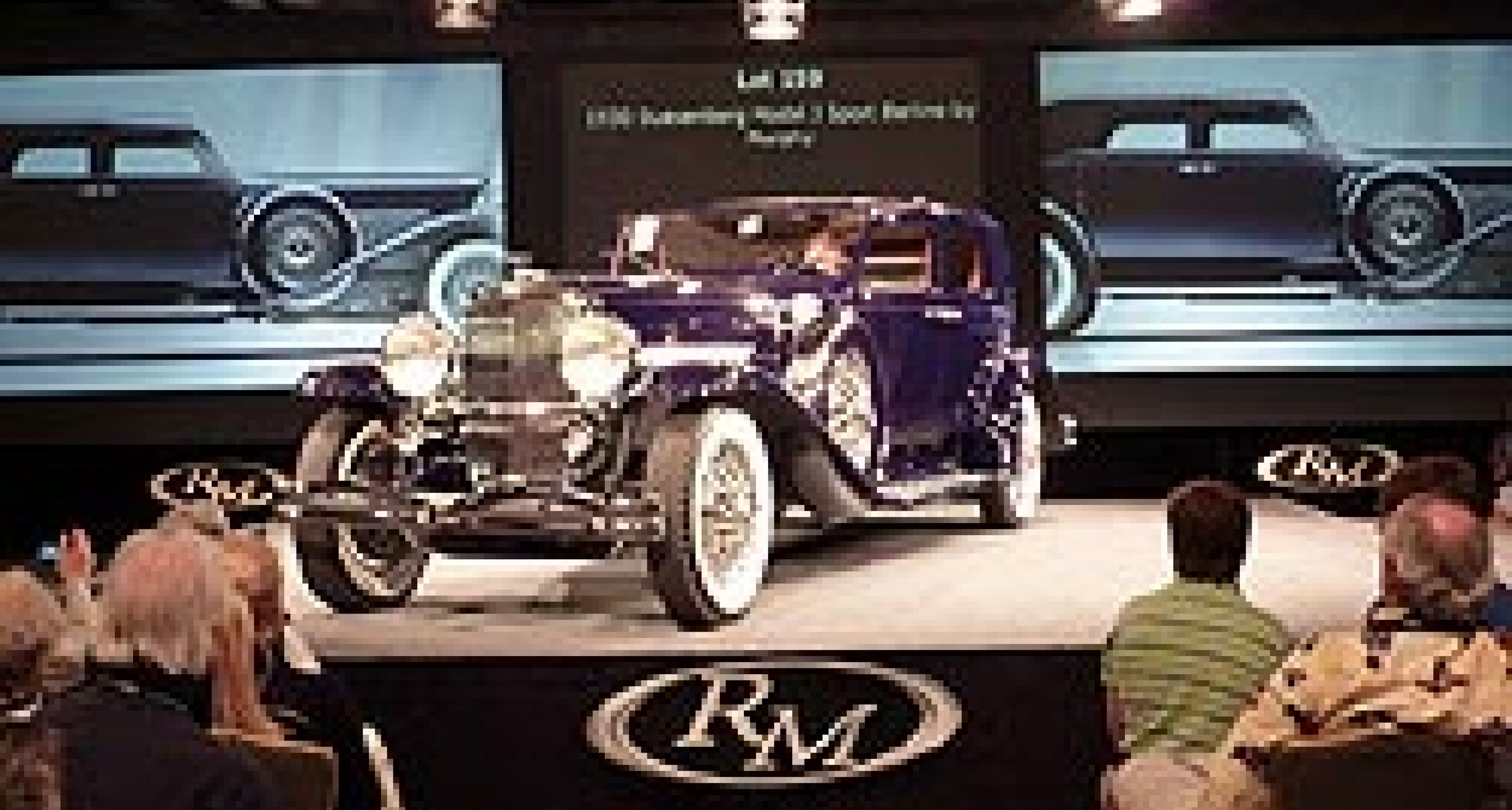RM Auctions - Automobiles of Amelia Island March 13 2010 - Review