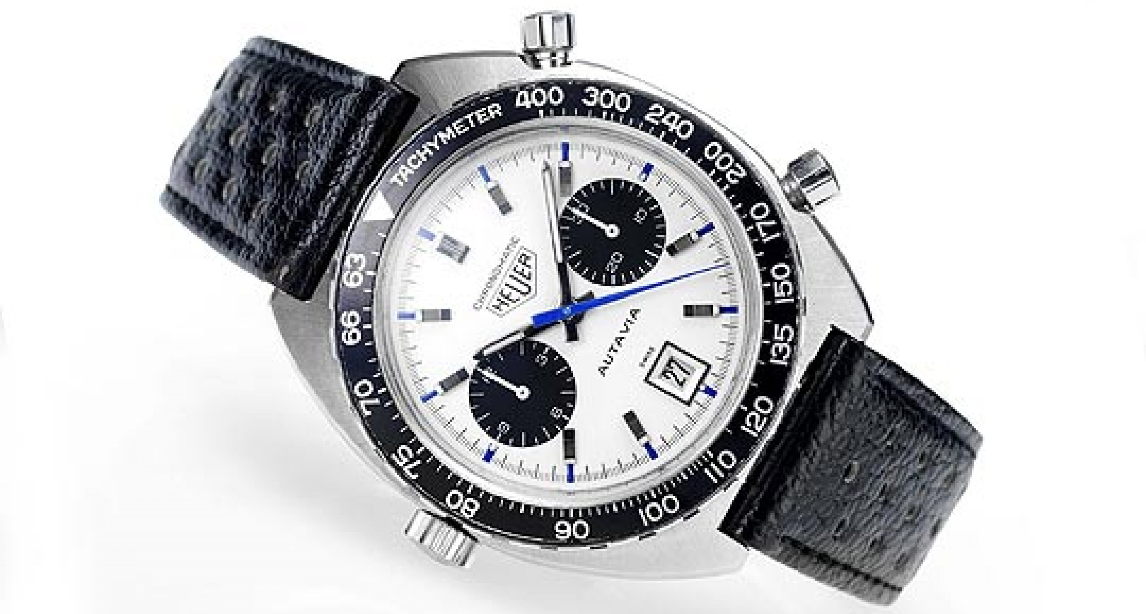 Bonhams to Sell 'Haslinger Collection' of Heuer Watches this December