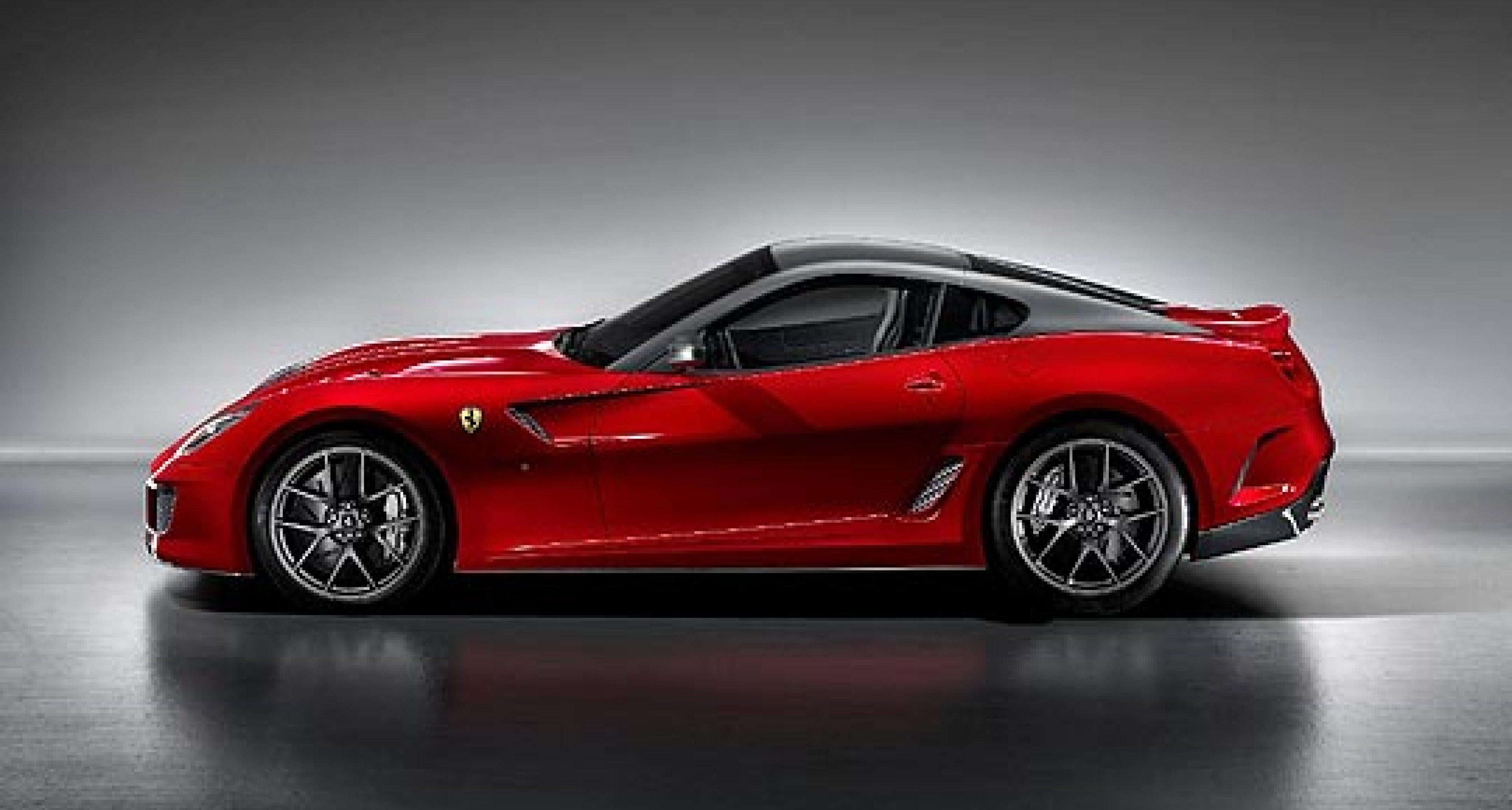 599 GTO: Fastest-ever Ferrari for the Road