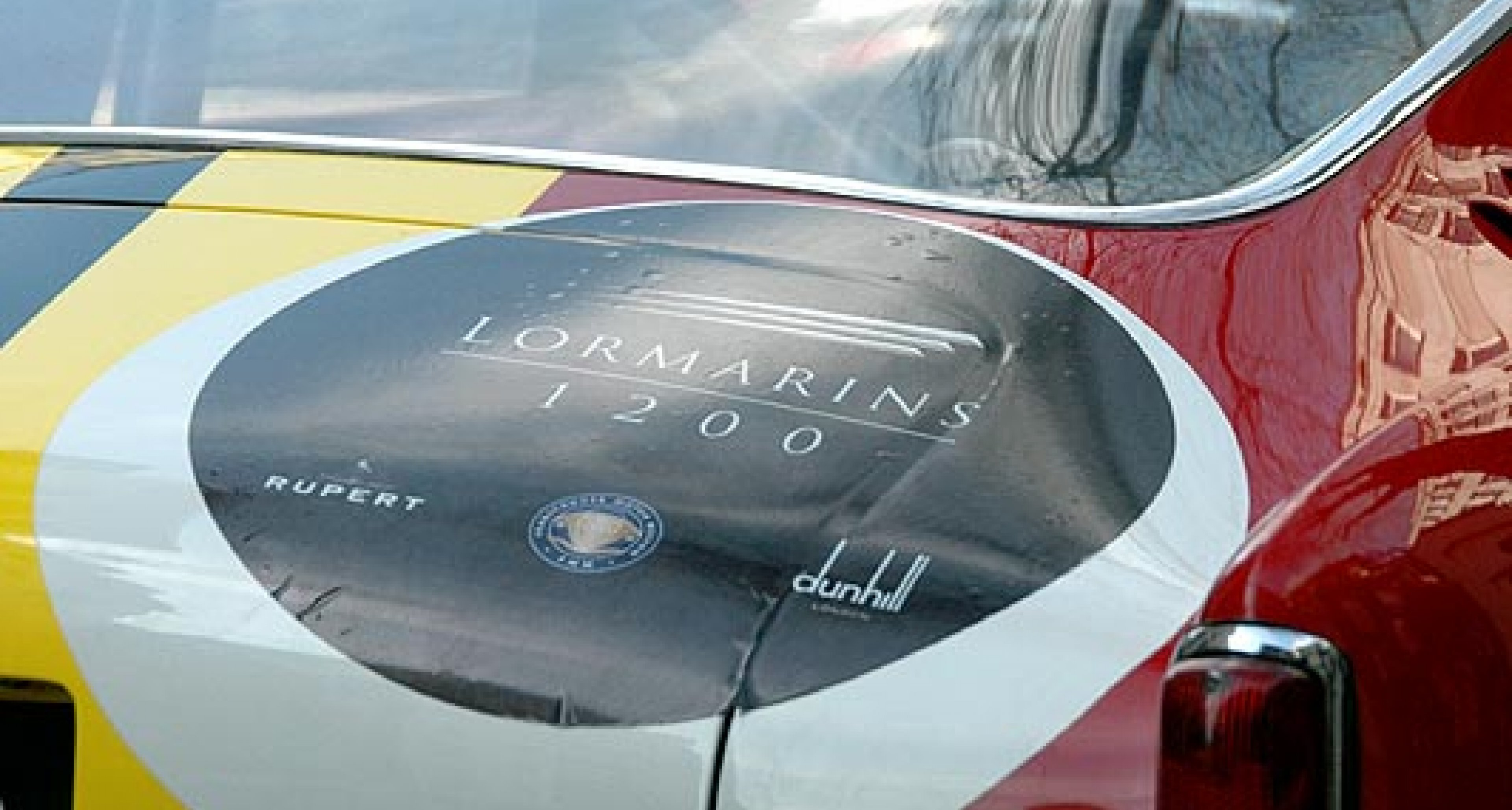 The 2010 'Lormarins 1200' Road Rally