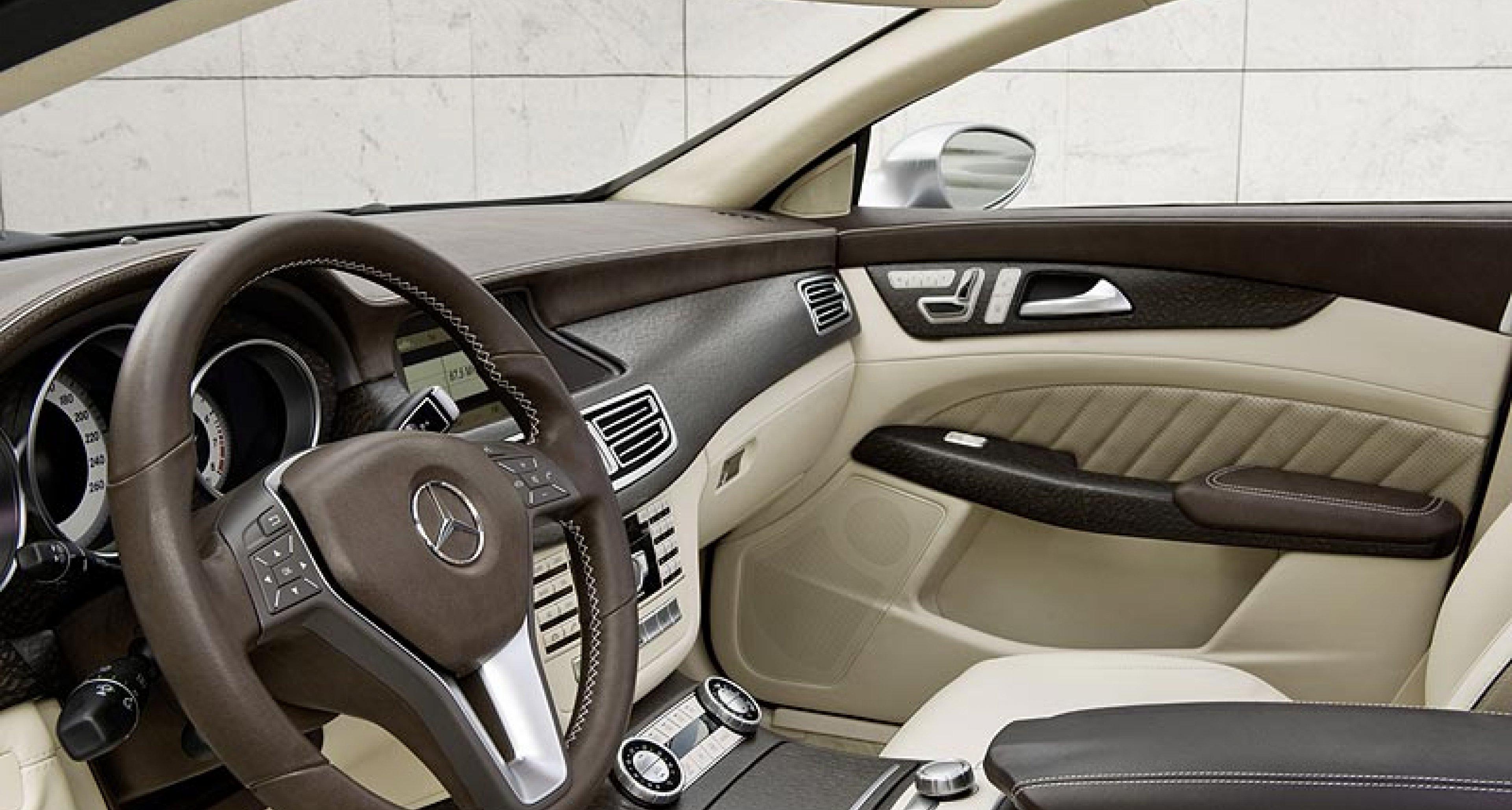 Mercedes 'Shooting Break' Concept