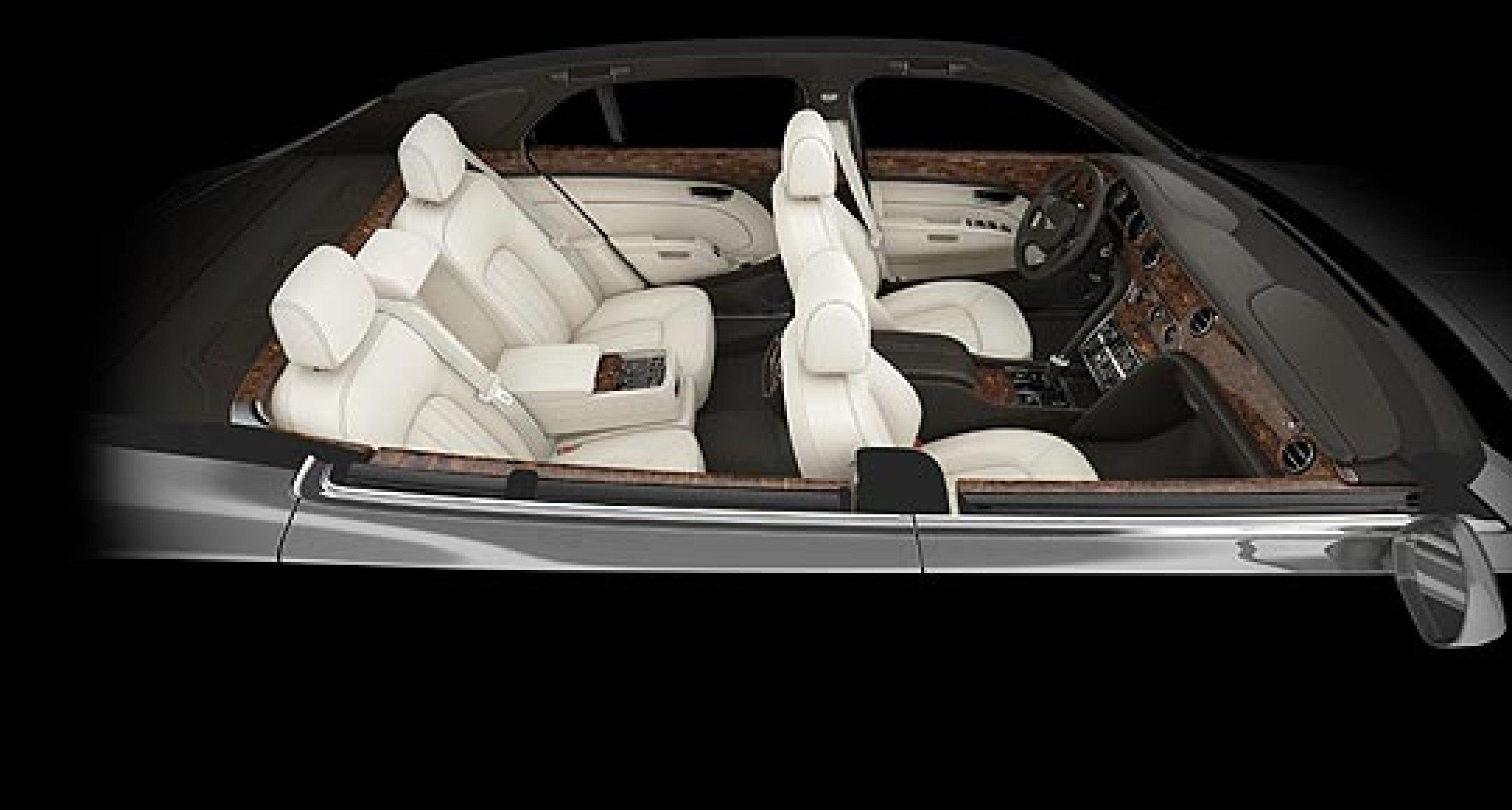 Bentley Mulsanne: Handcrafted Interior
