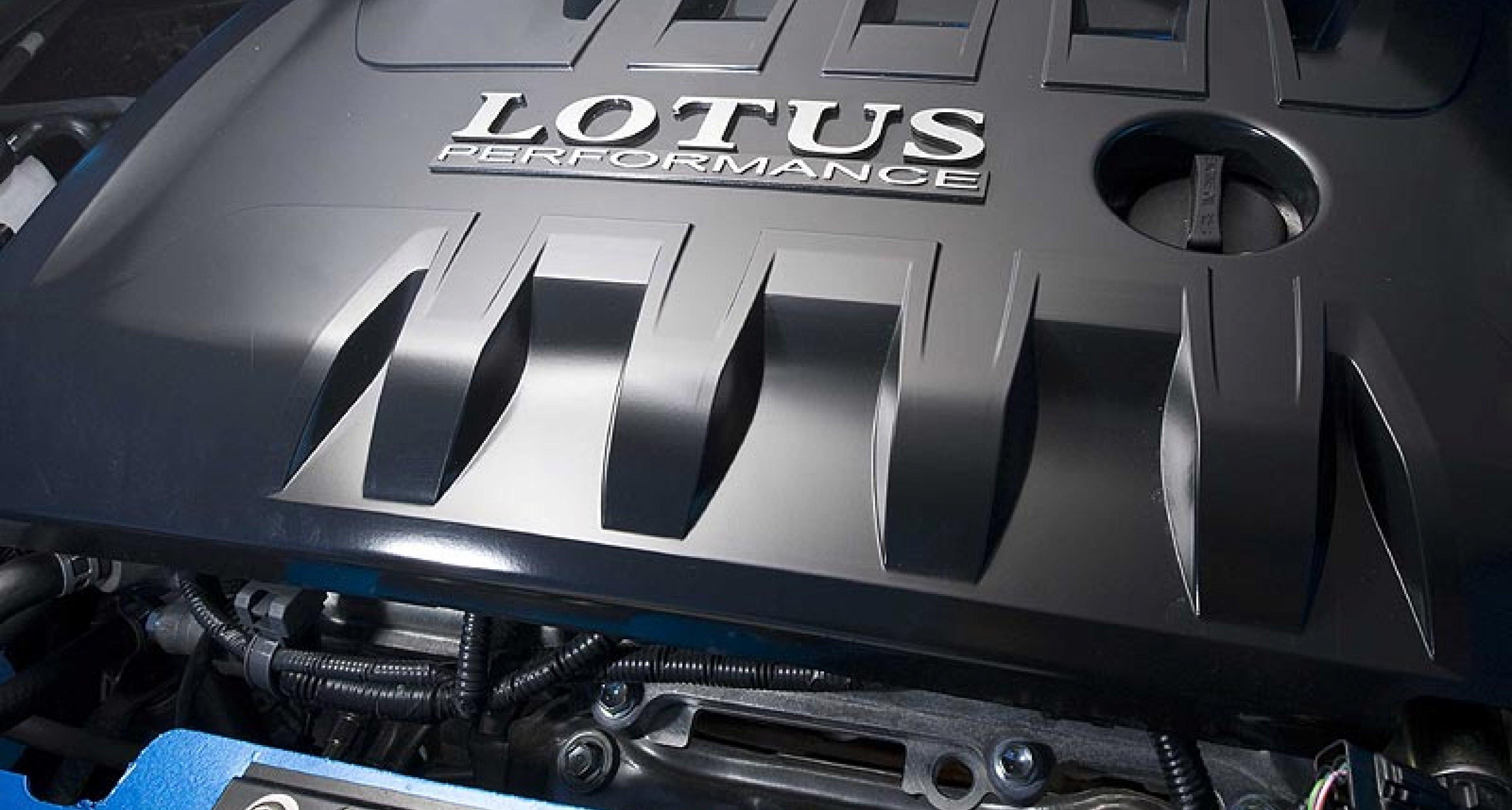 Lotus Elise – The Third Generation