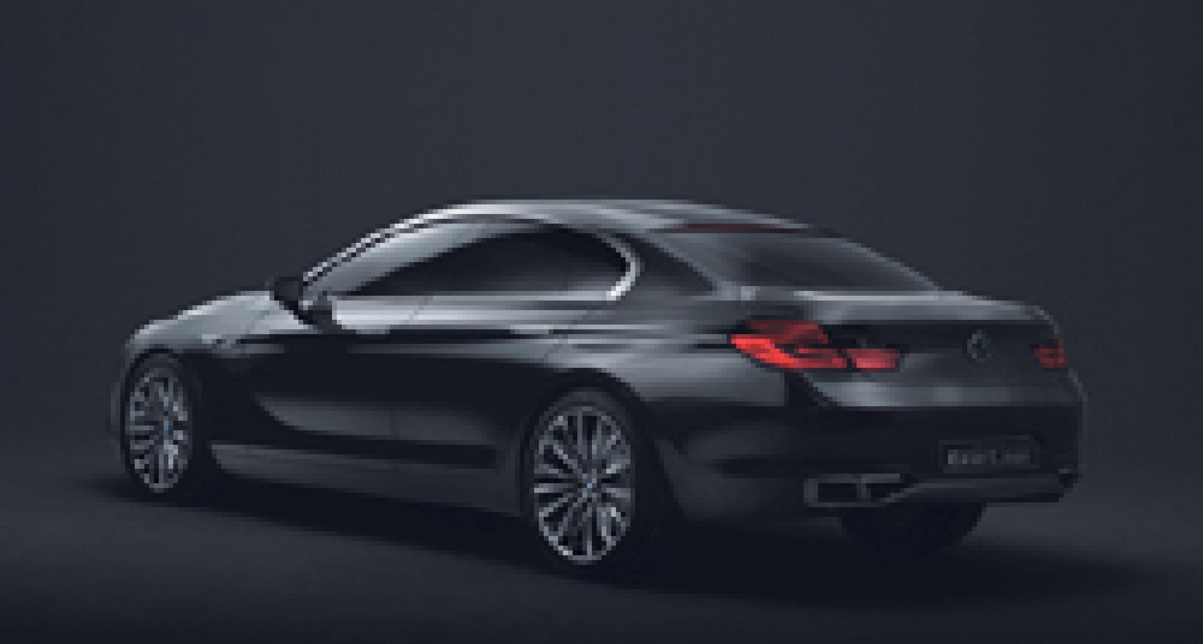 BMW Unveils Four-Door Coupé in Beijing