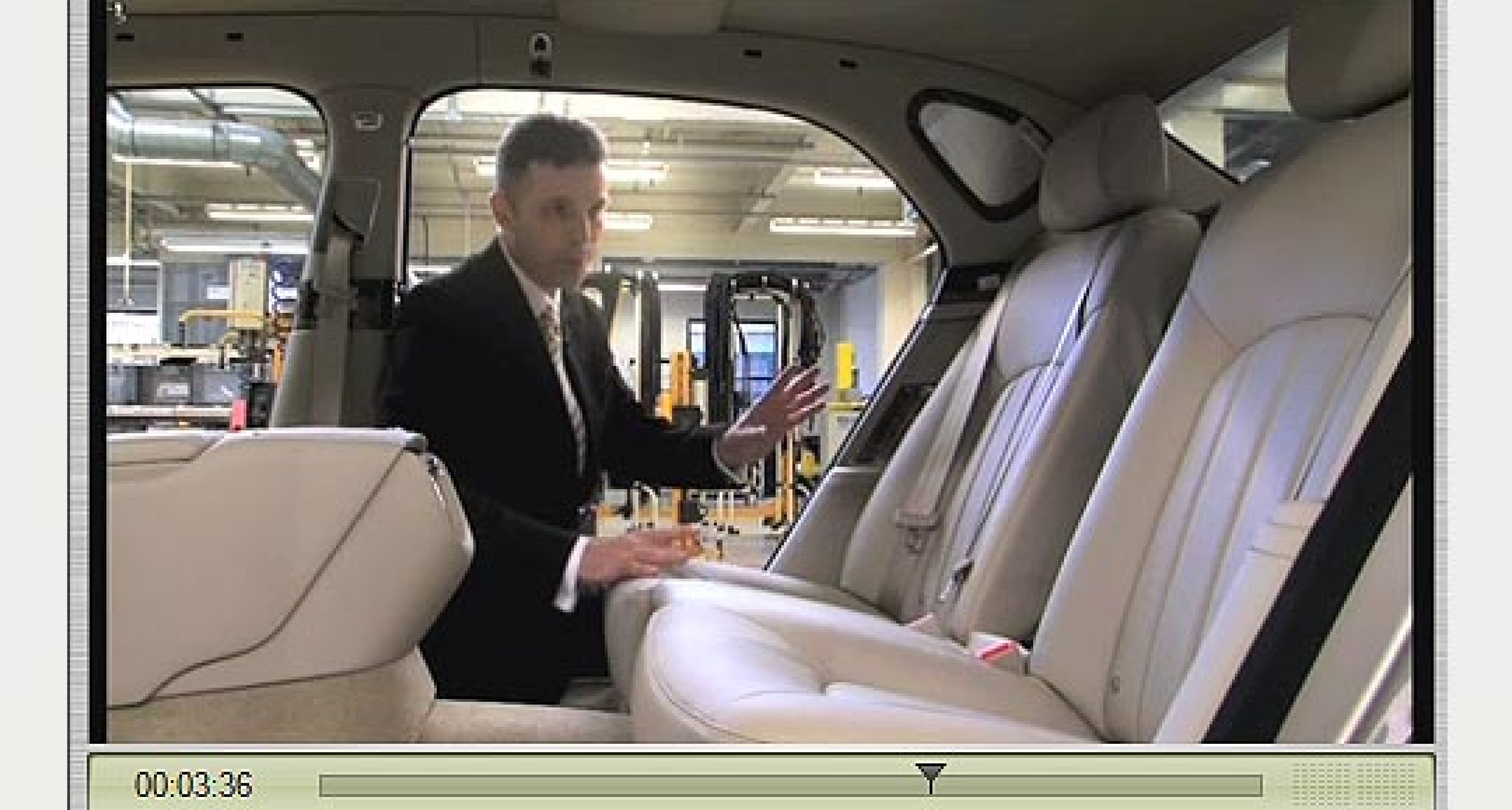 Bentley Mulsanne: the Assembly