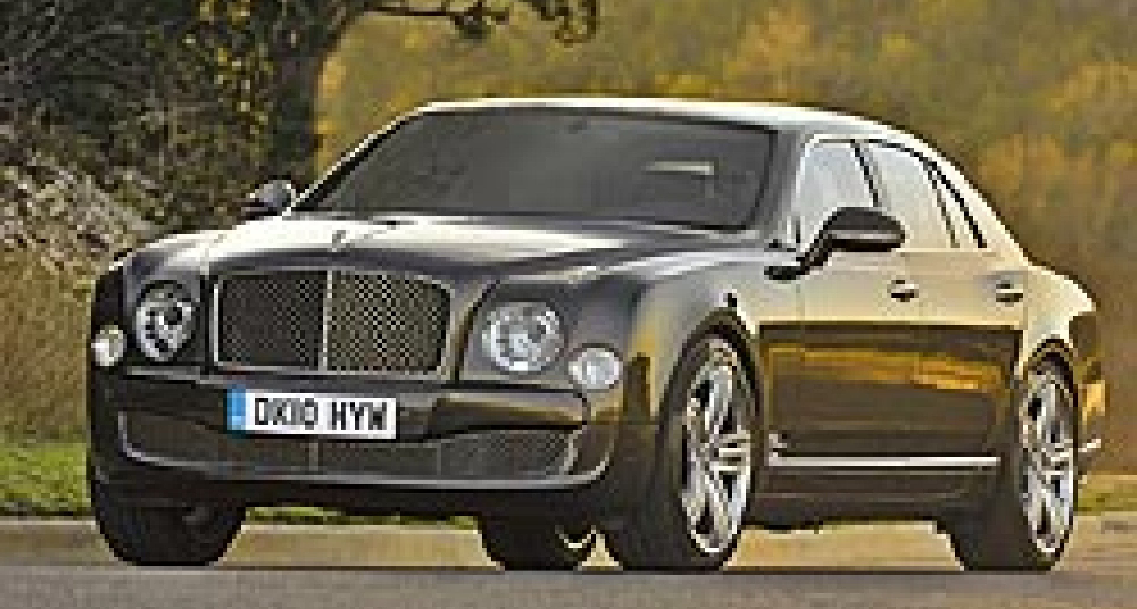 Bentley Mulsanne: Testing and Sign-Off