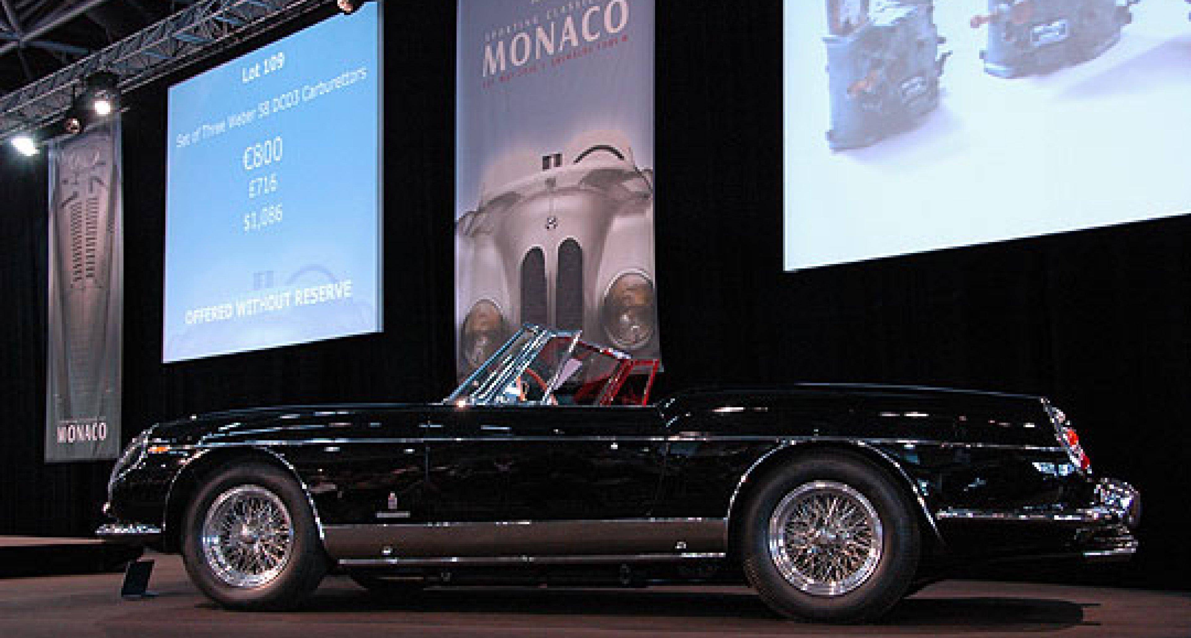 RM Auktion in Monaco erzielt über 33 Millionen Euro