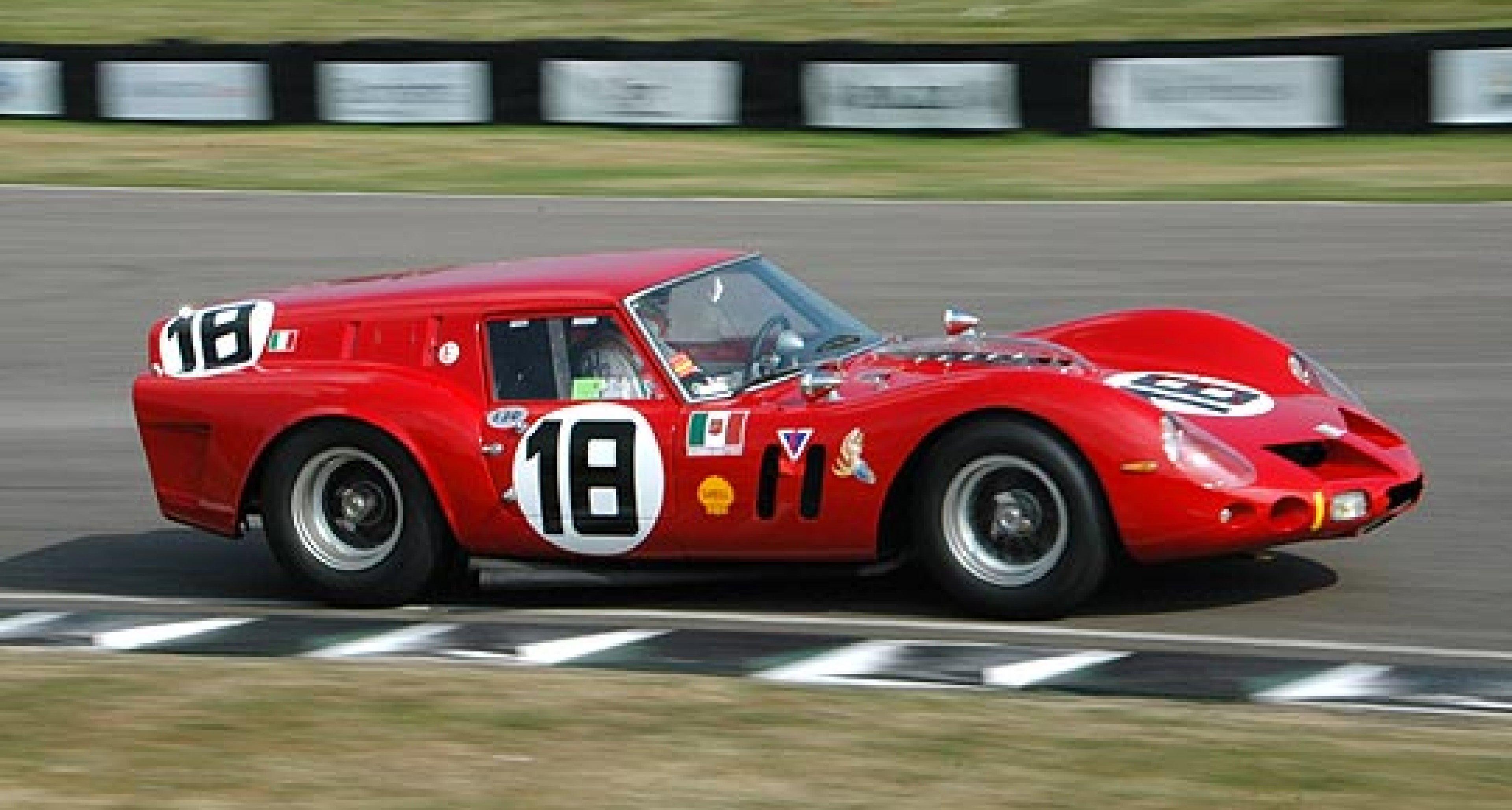 Ferrari Breadvan Officially Recognised By Ferrari Classiche Classic Driver Magazine