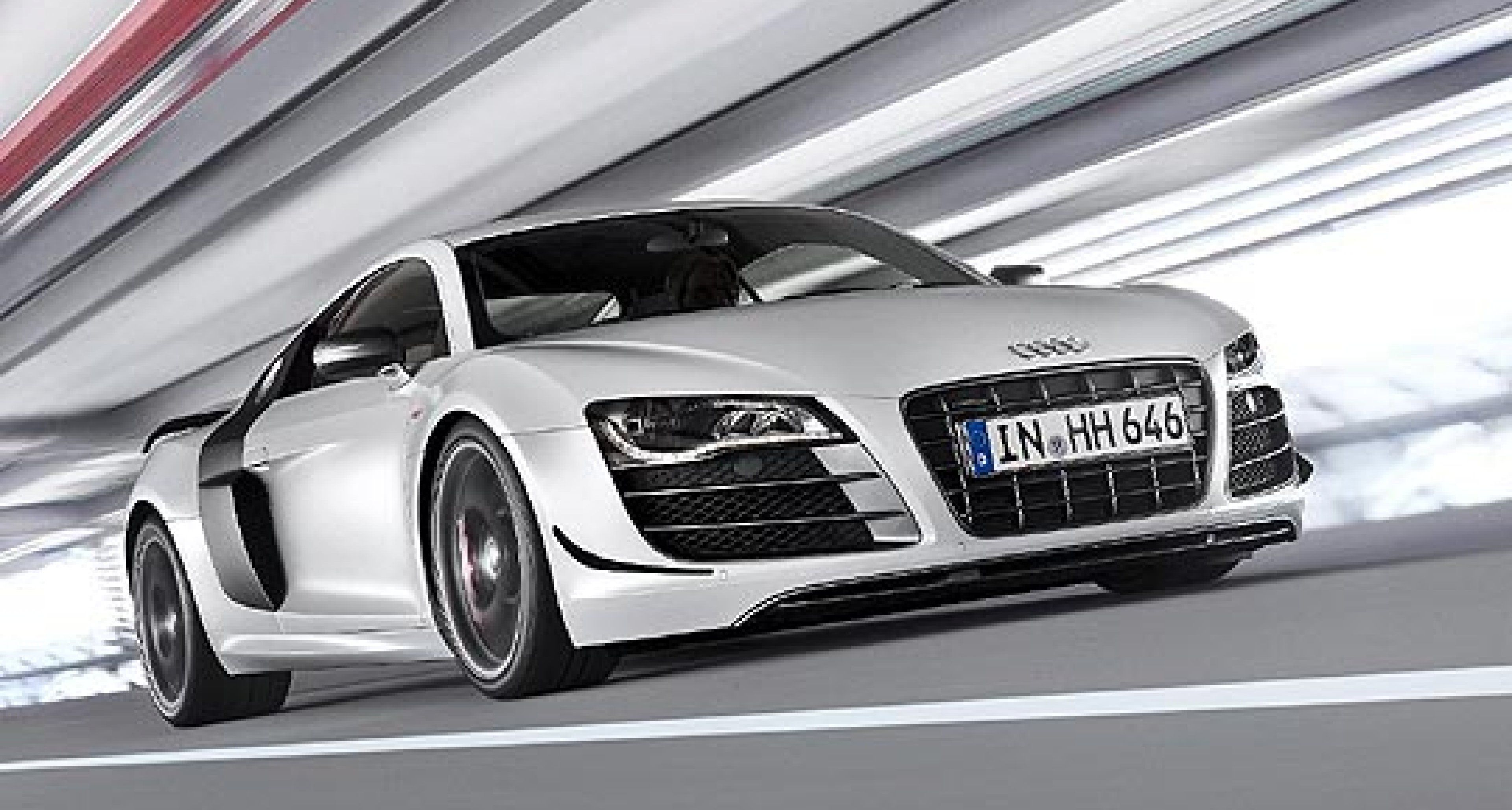 Audi R8 GT: More Power, Less Weight
