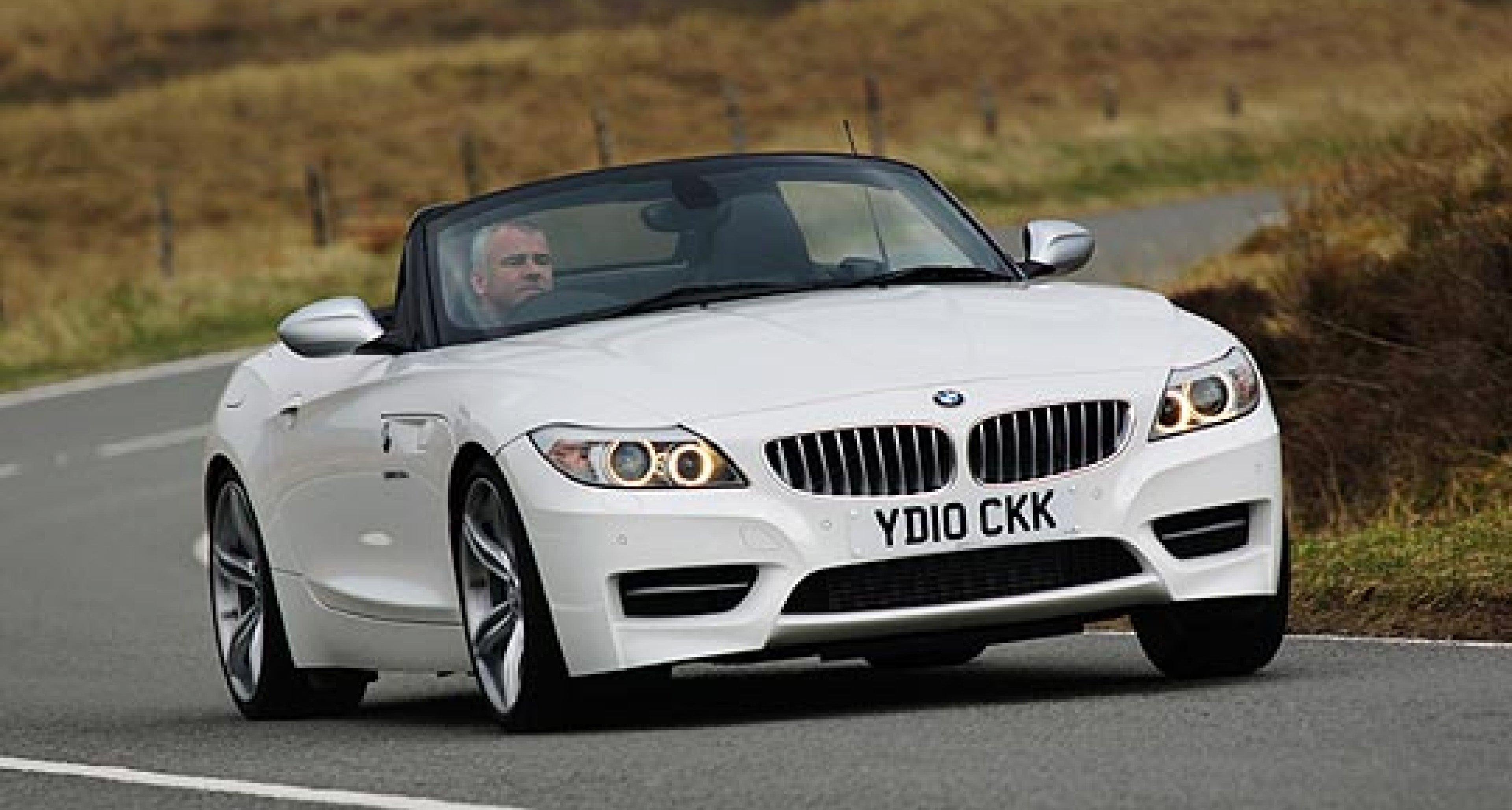 John Simister Drives the M3 and Z4