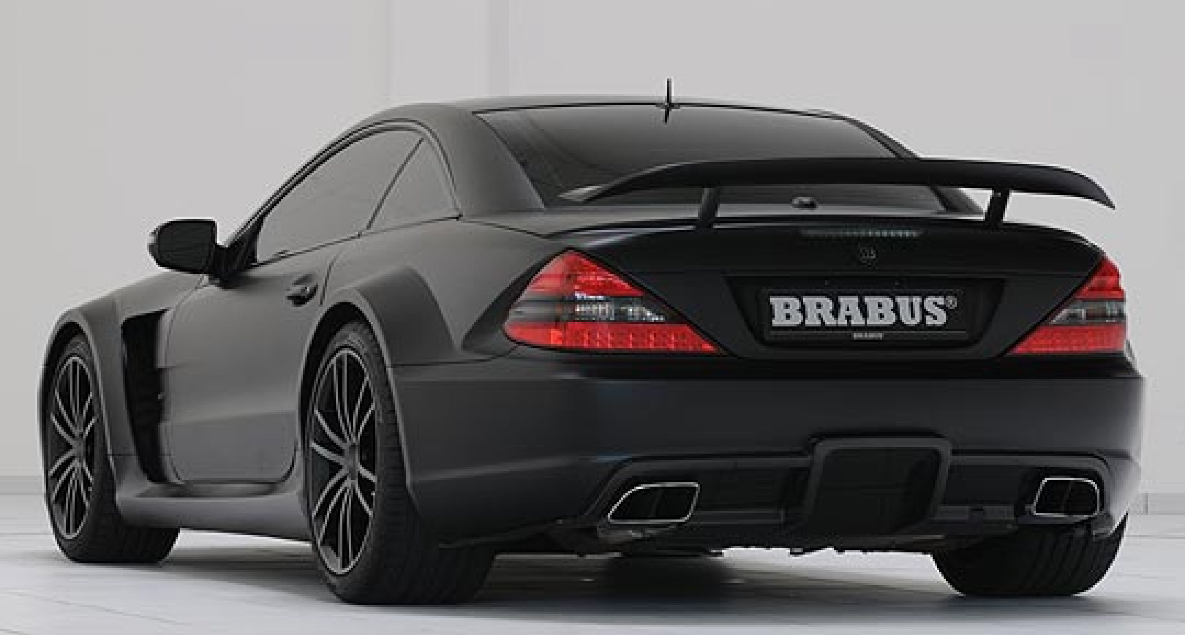 Brabus Takes Most Powerful Mercedes Ever… and Adds Power