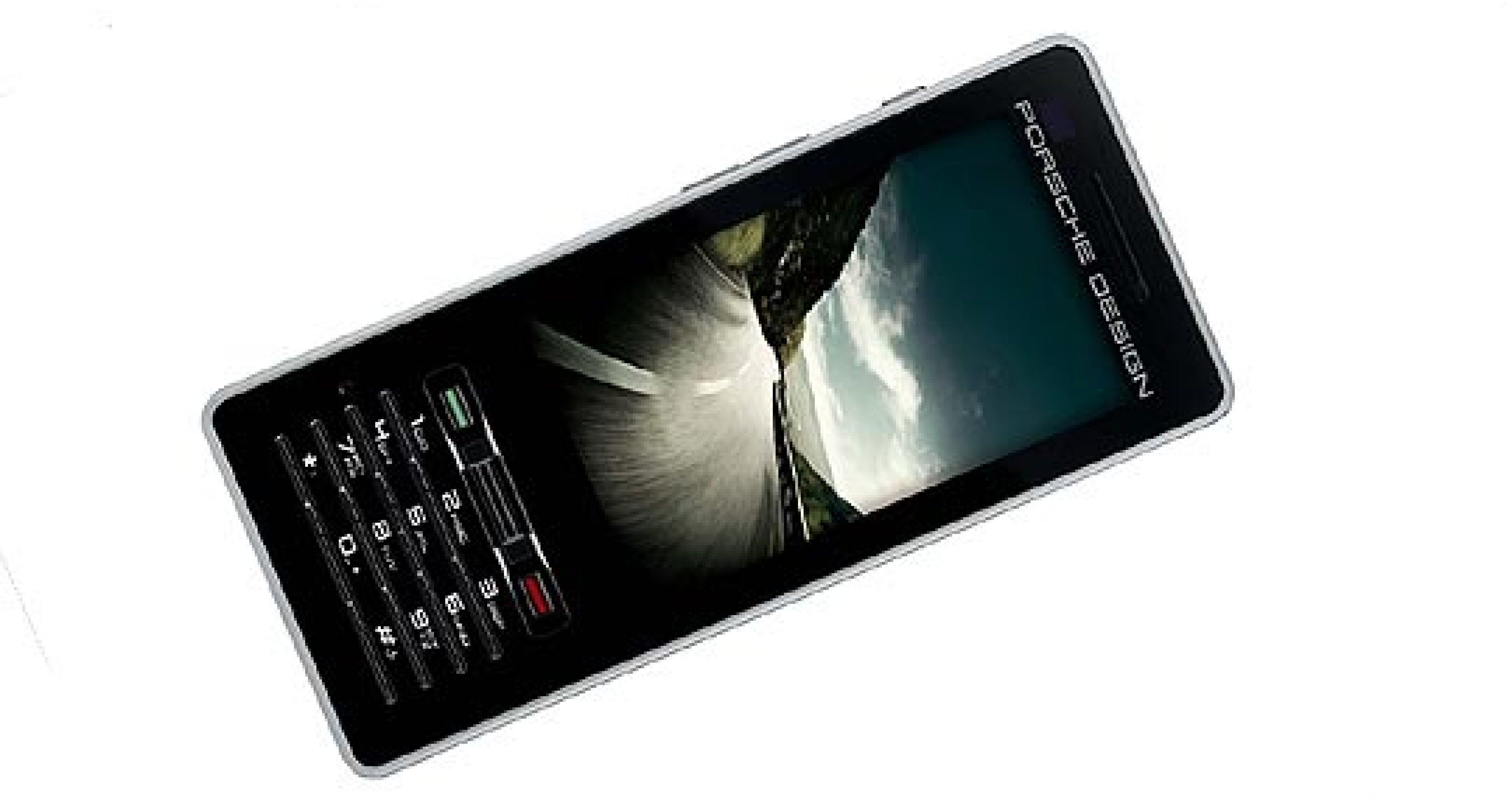 P9522: Latest Mobile Phone from Porsche Design
