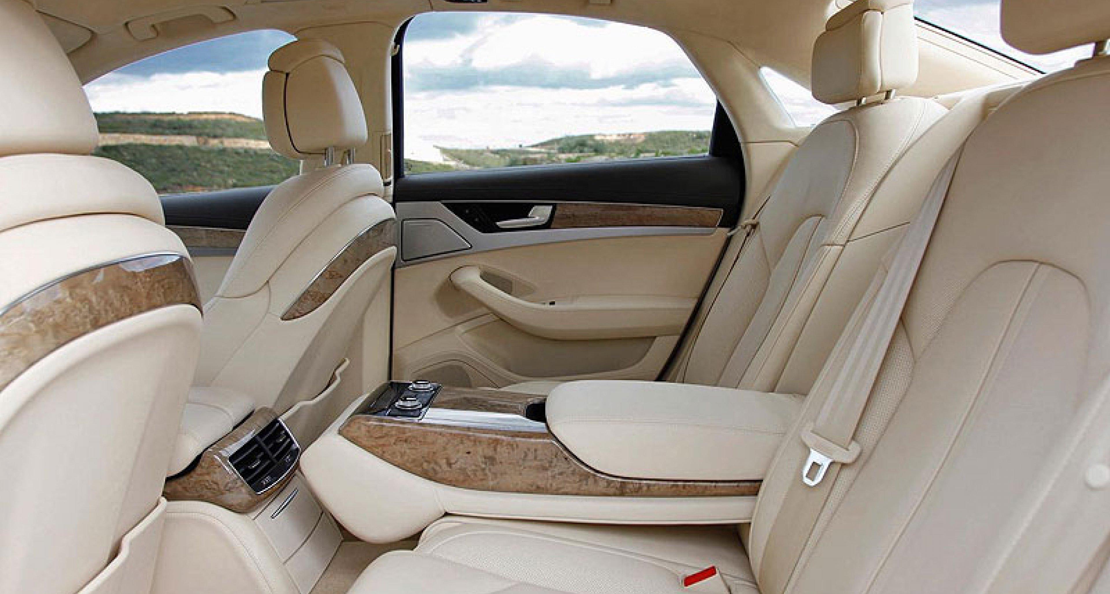 New Audi A8: First Drive