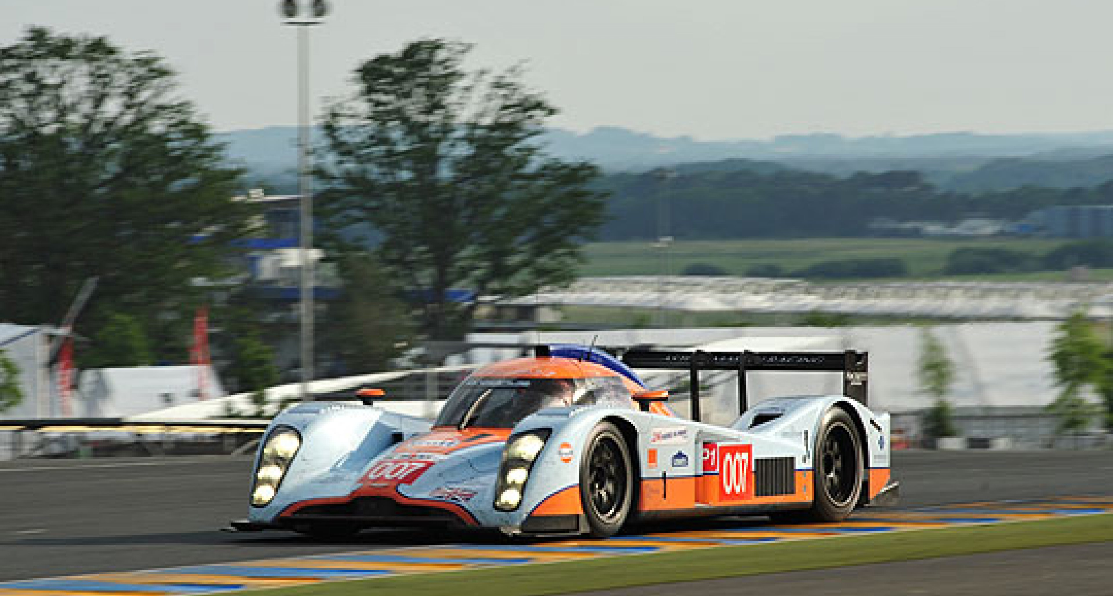Aston Martin Racing at Le Mans 2010: Not This Time