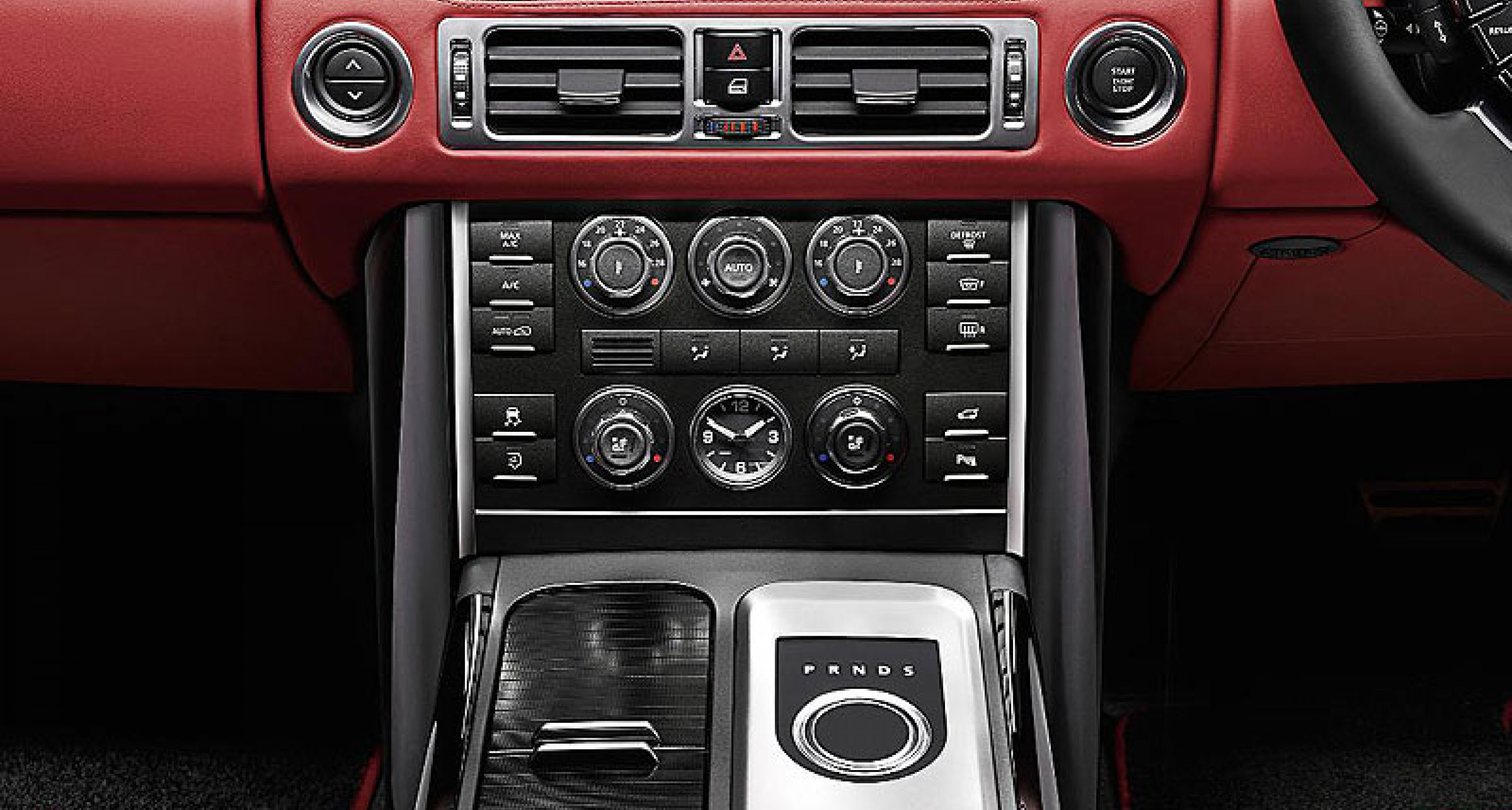 2011 Range Rover: New V8 Diesel and 8-Speed Auto