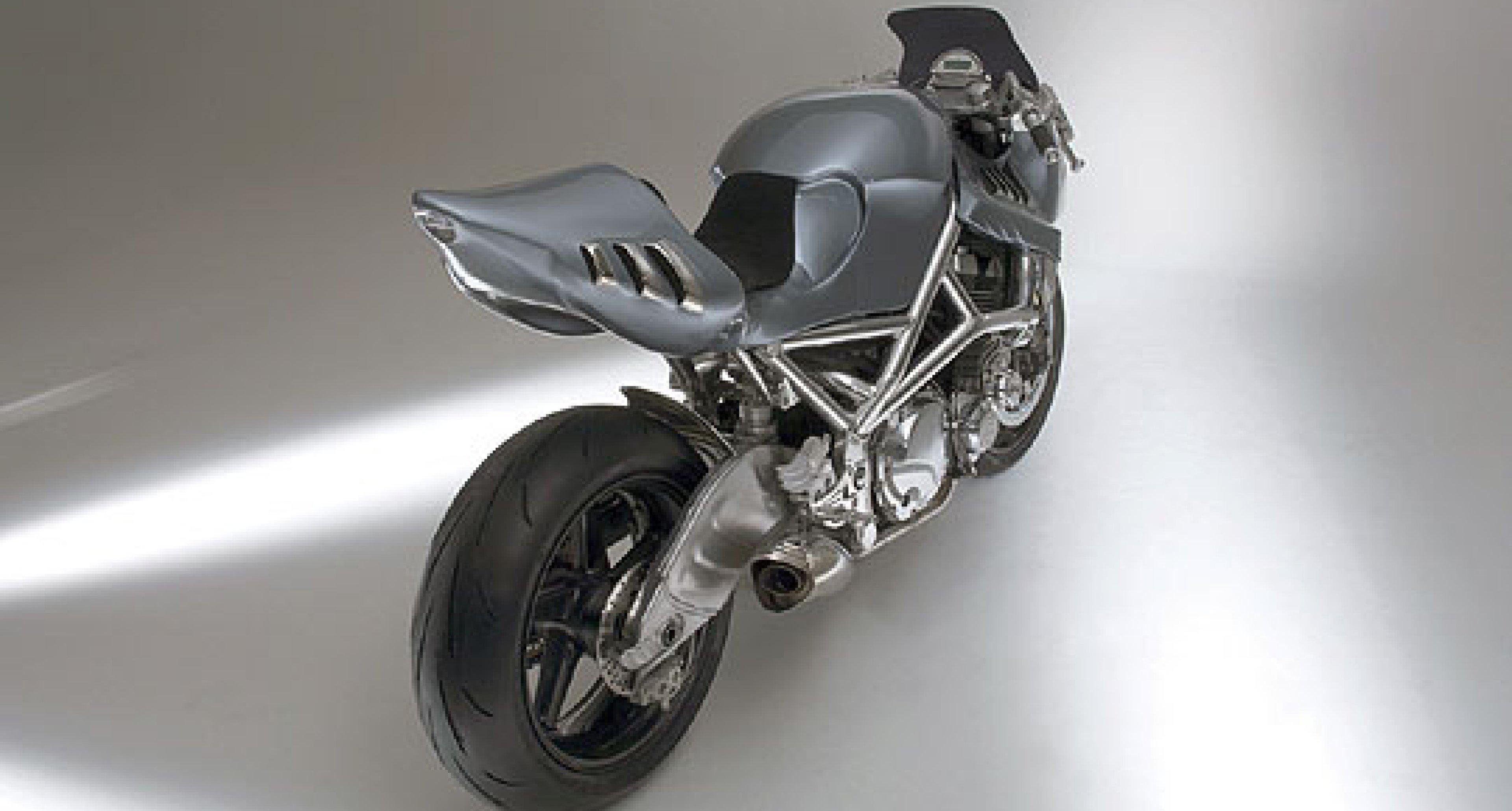 Icon Sheene: the Ultimate Ultrabike