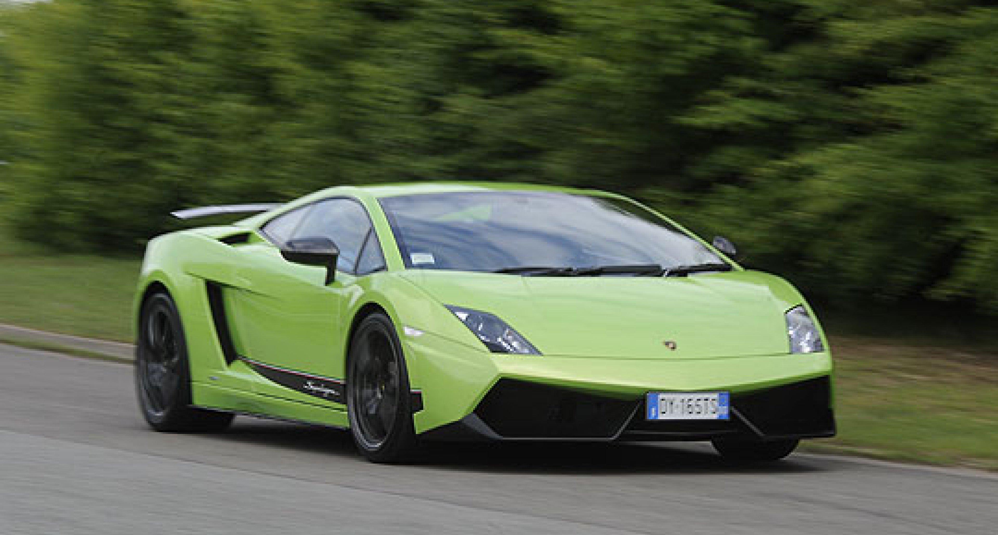 Driven: Lamborghini Gallardo LP 570-4 Superleggera