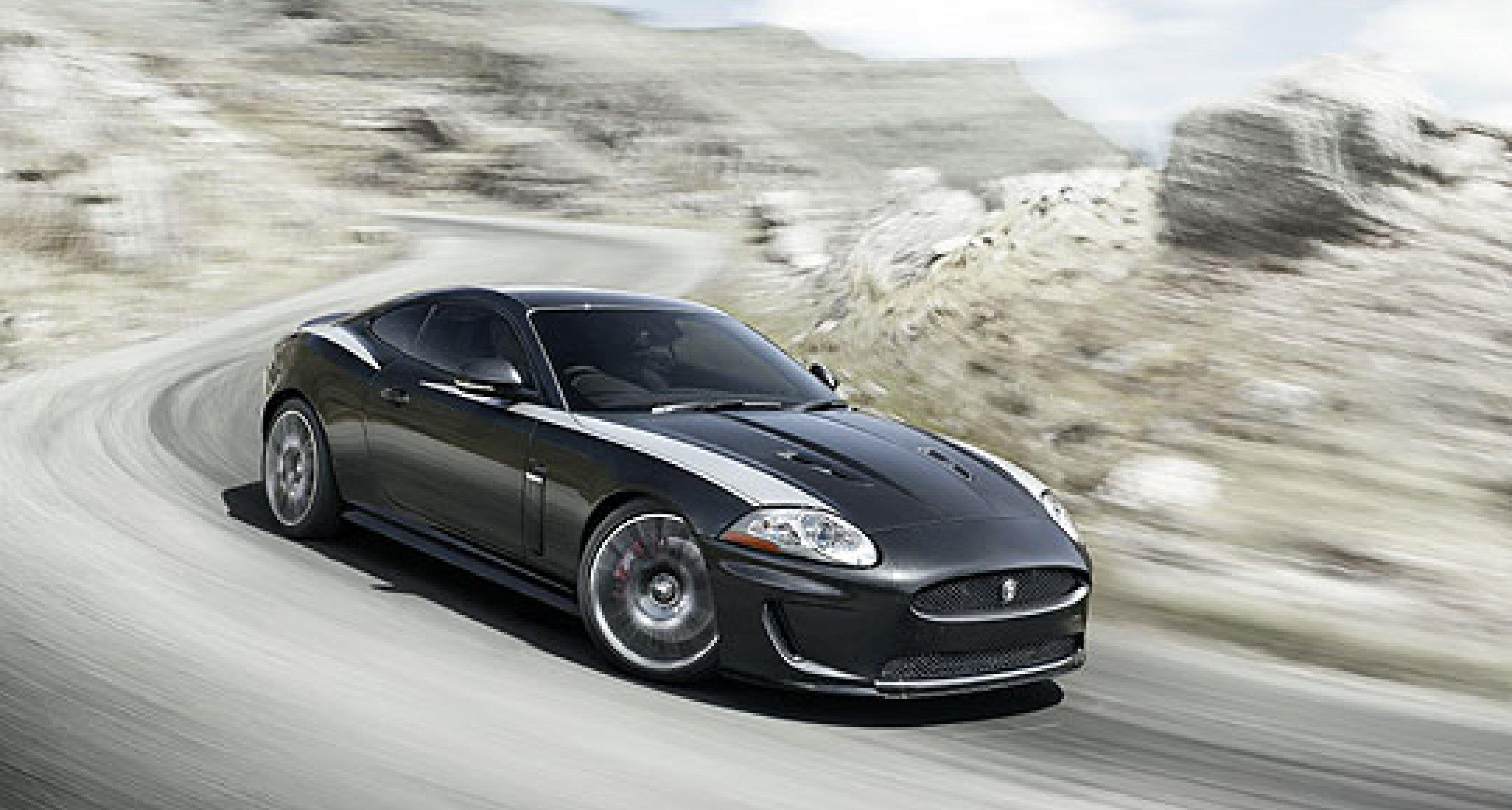 Jaguar XKR 75: Debüt beim Goodwood Festival of Speed