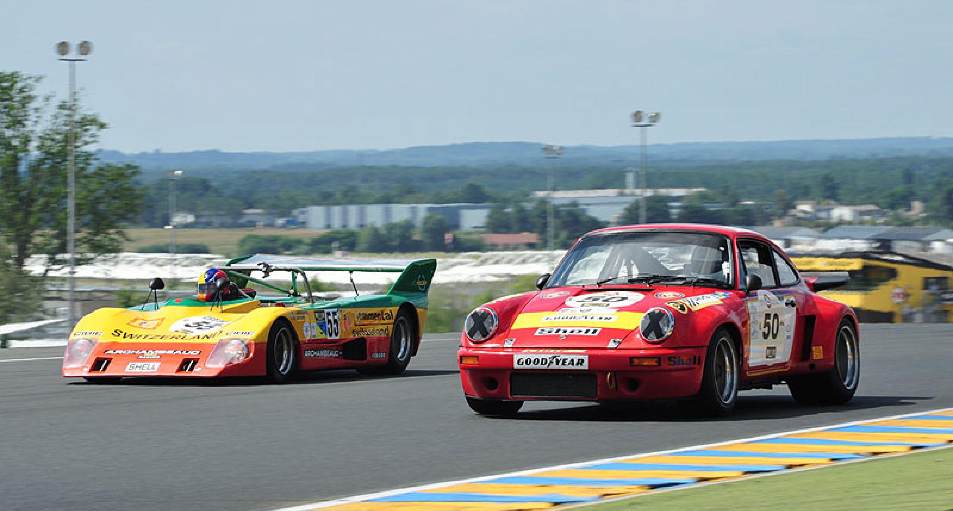 Le Mans Classic 2010: Die rasenden Gentlemen