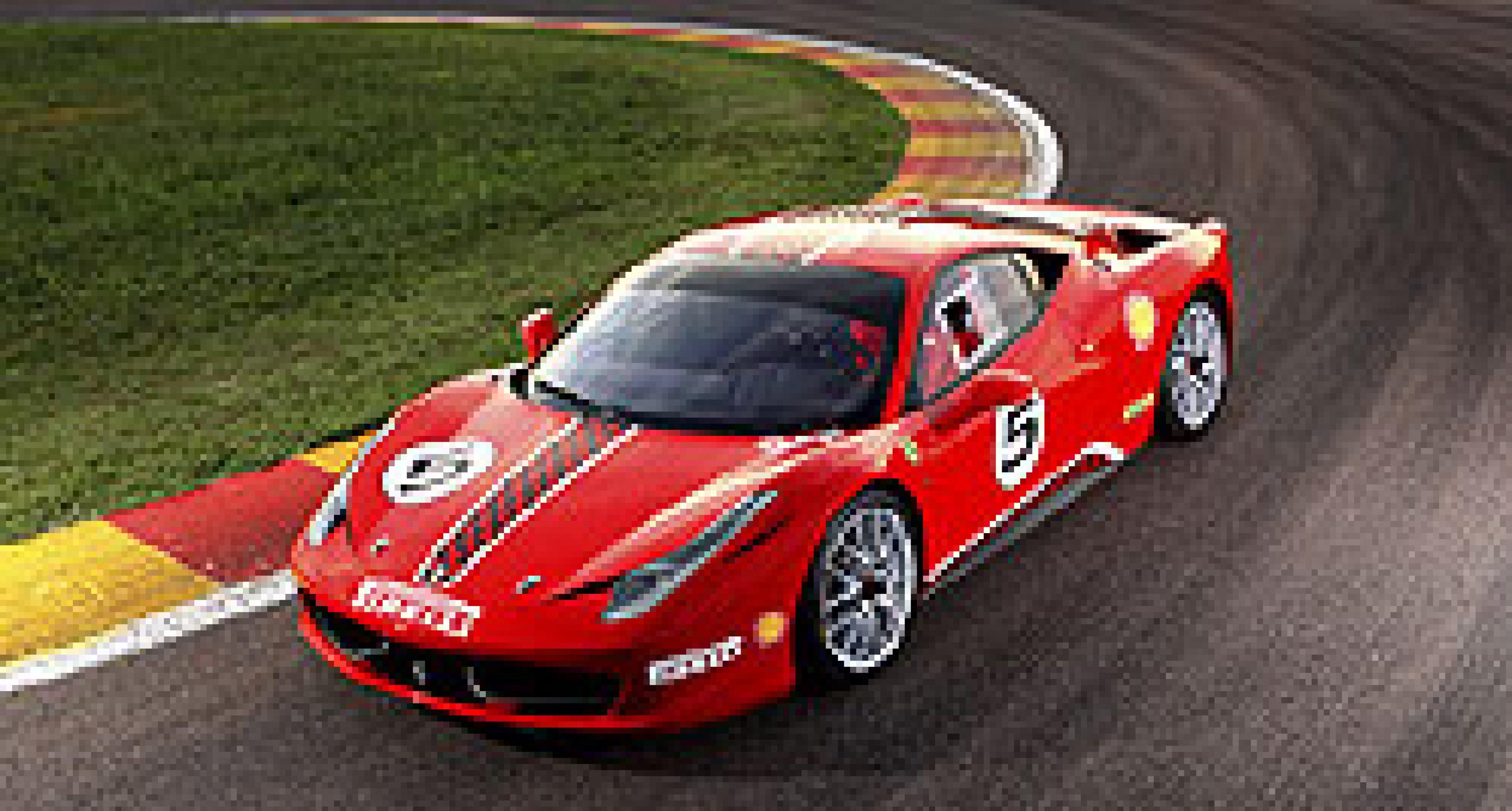 Ferrari 458 Challenge: Für die Rennstrecke