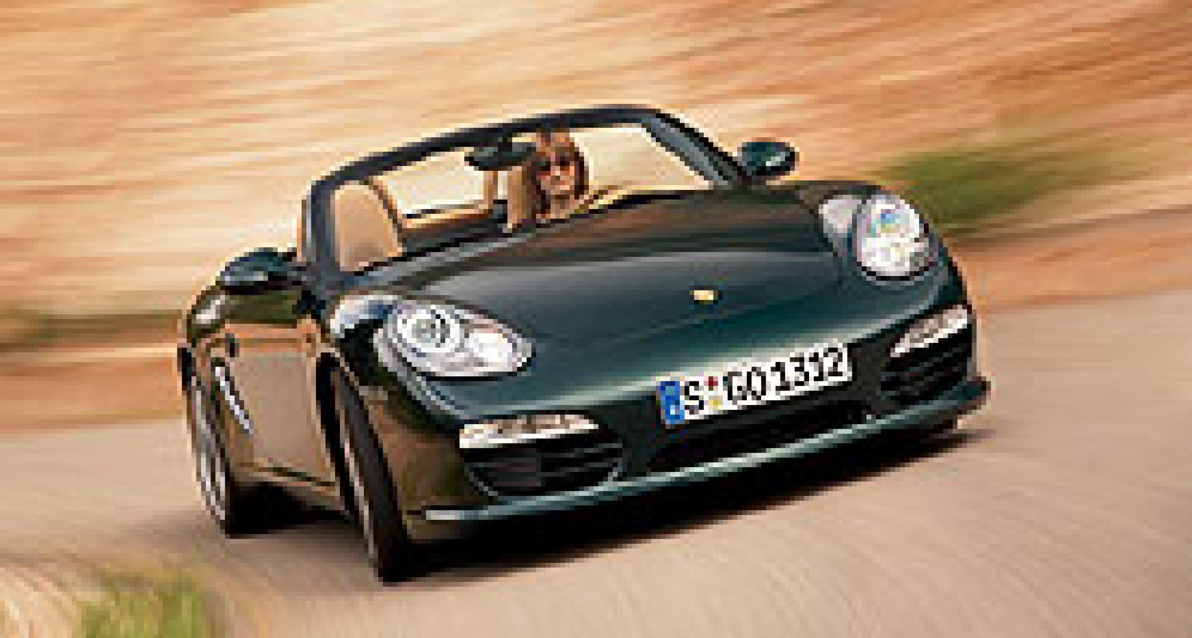 Porsche Promises Electric Sports Car