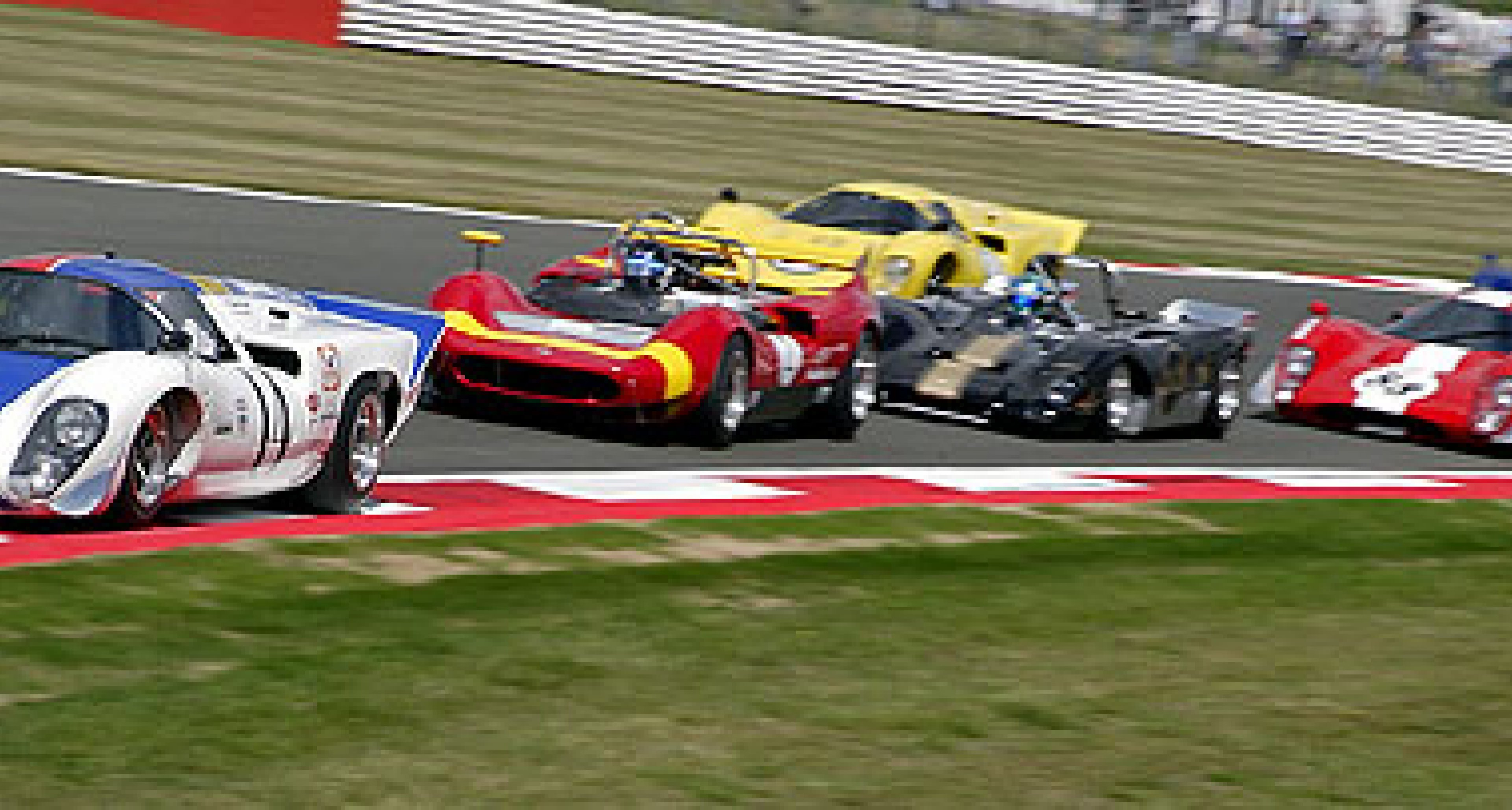 Silverstone Classic 23-25 July 2010 – Review