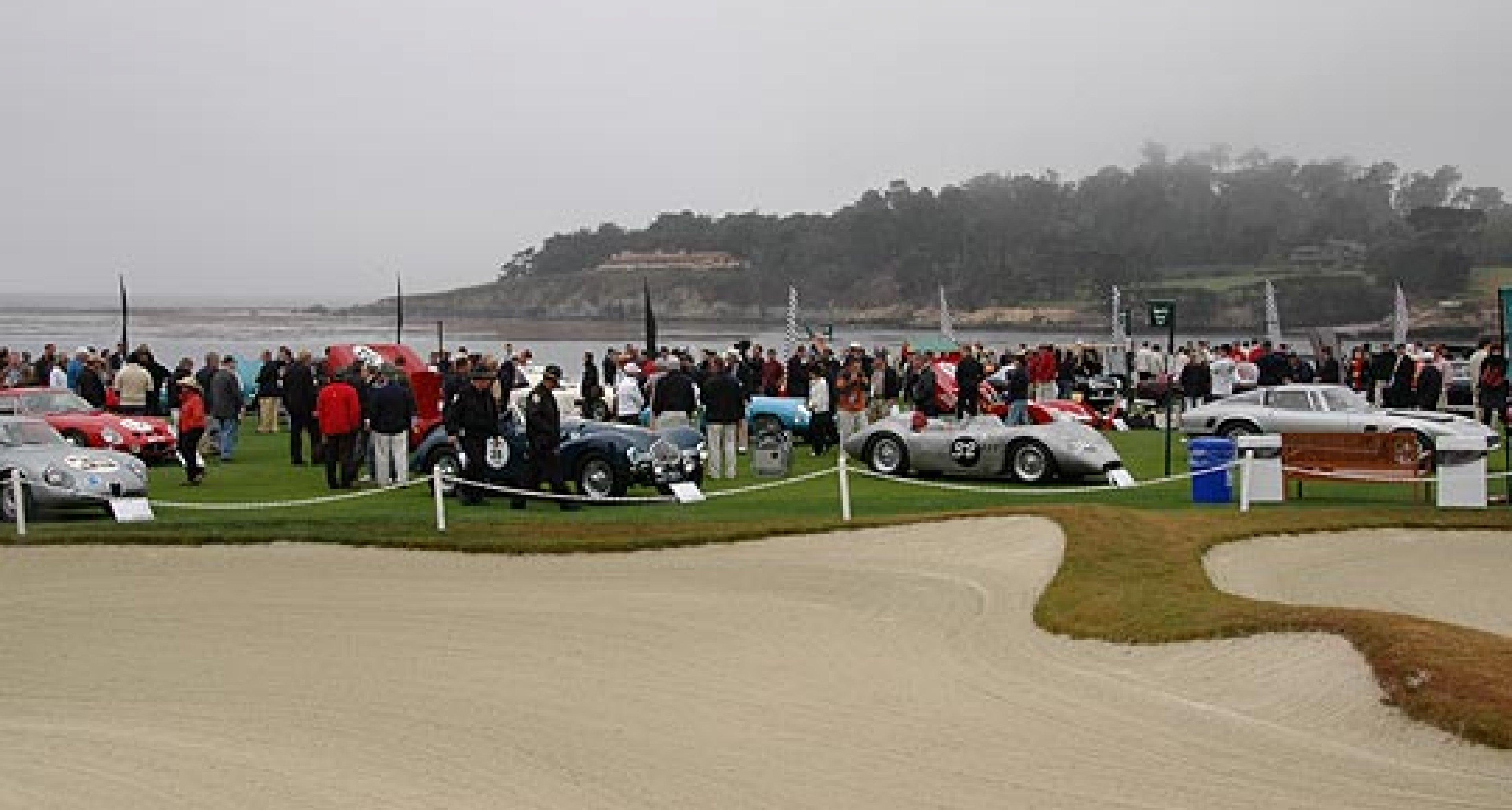 Monterey and Pebble Beach 2010