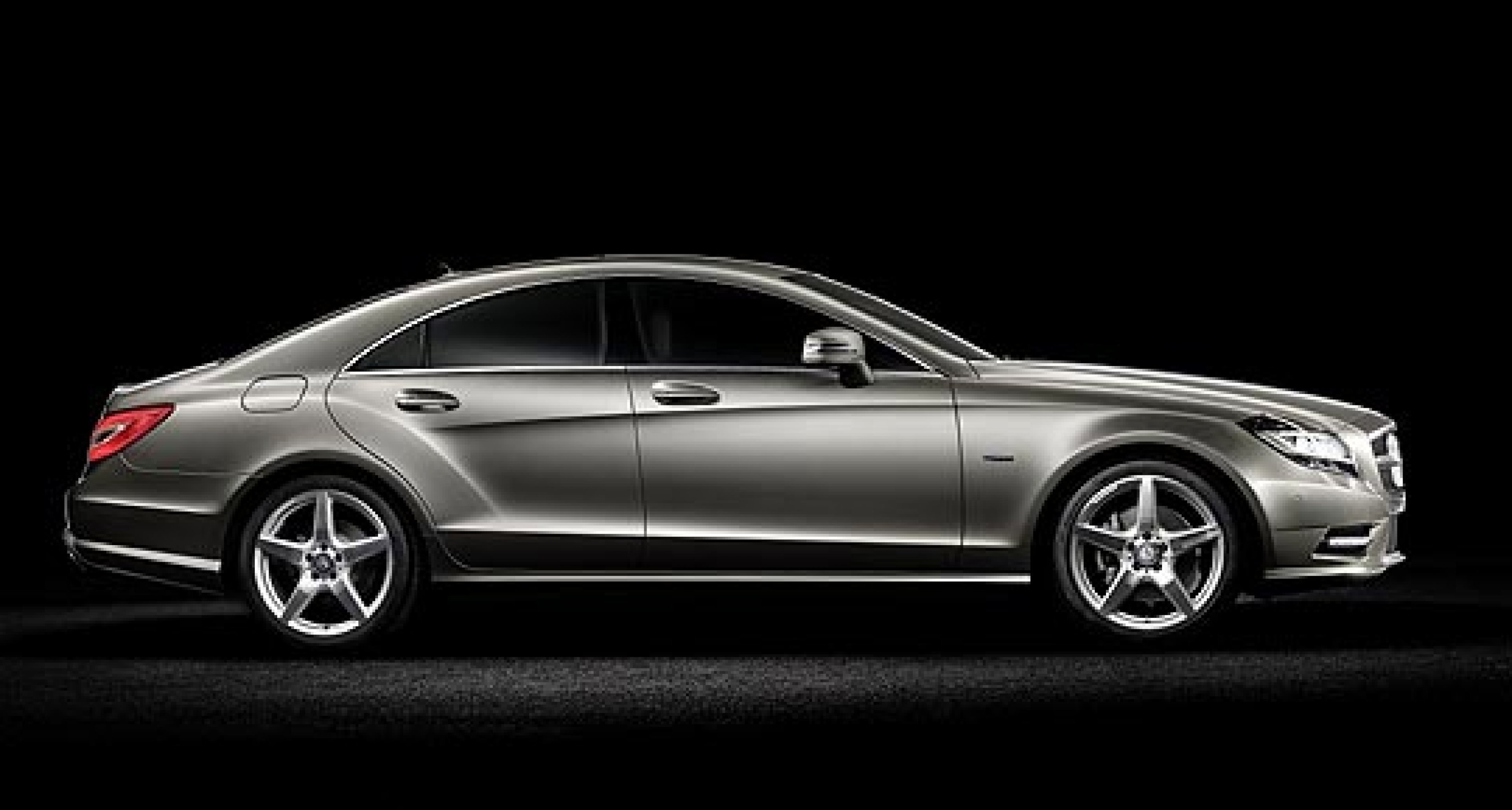 The All-New Mercedes-Benz CLS