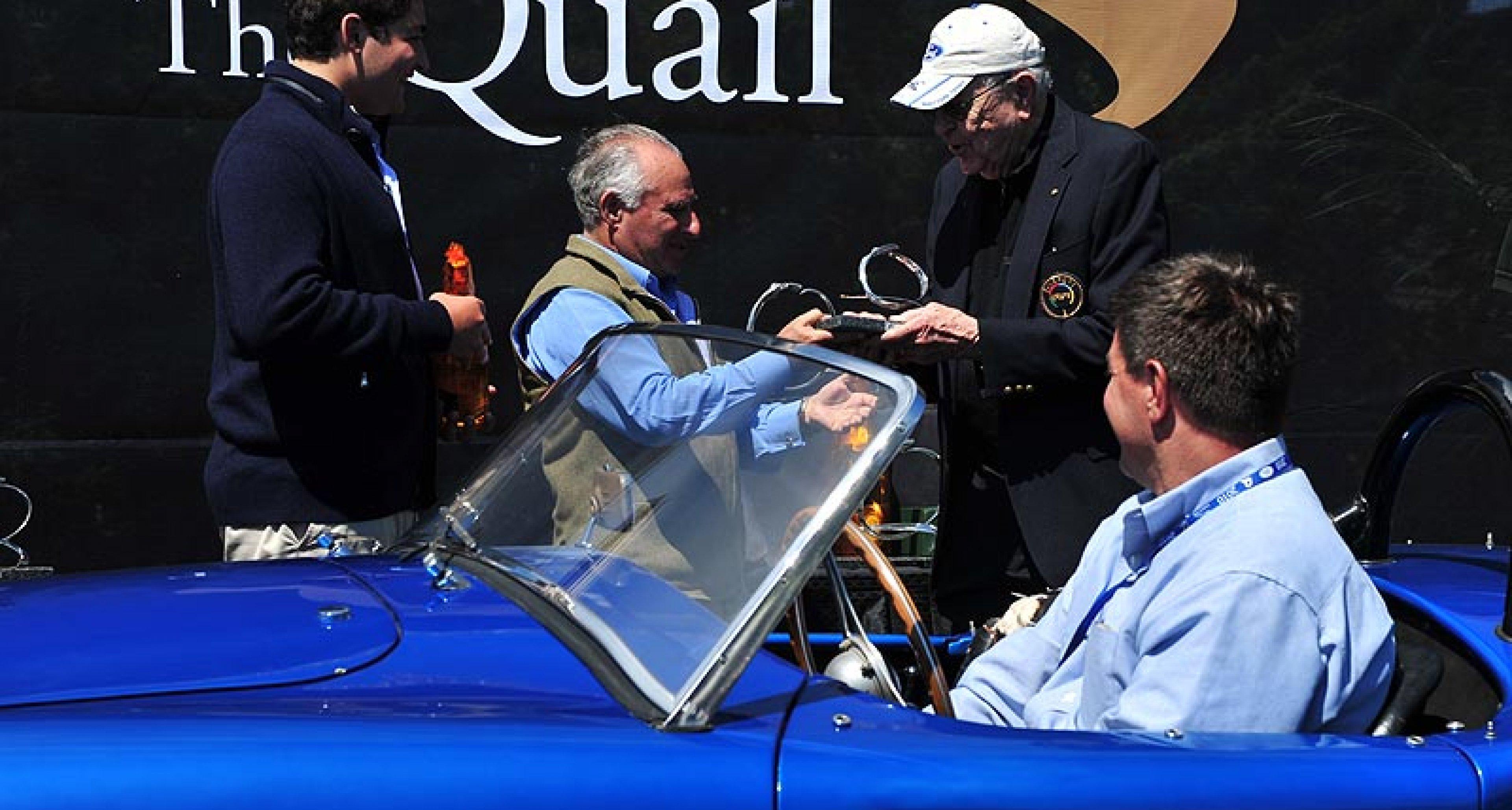 The Quail  'A Motorsports Gathering' 2010