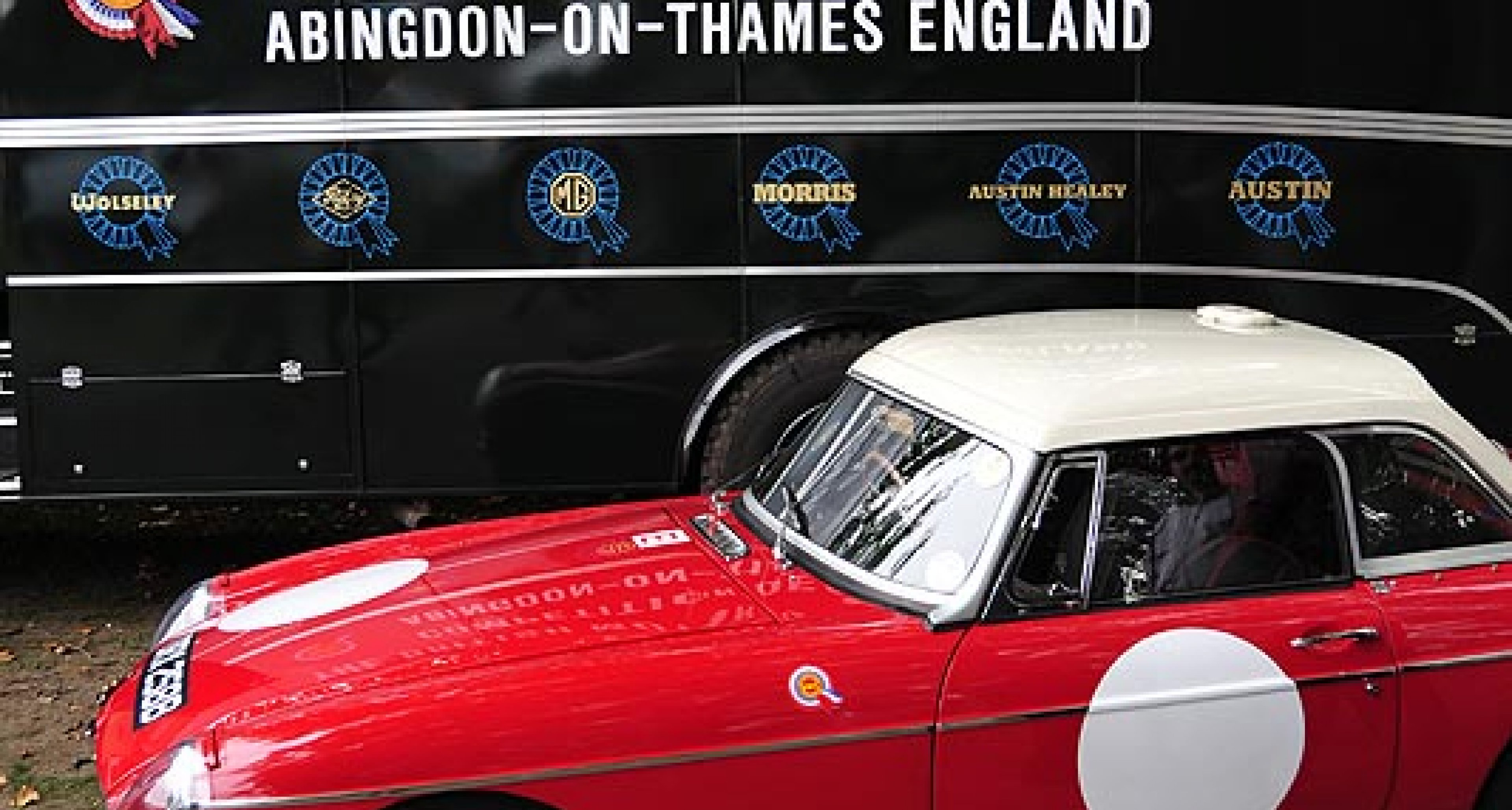 Chelsea AutoLegends 2011: the Swinging Sixties