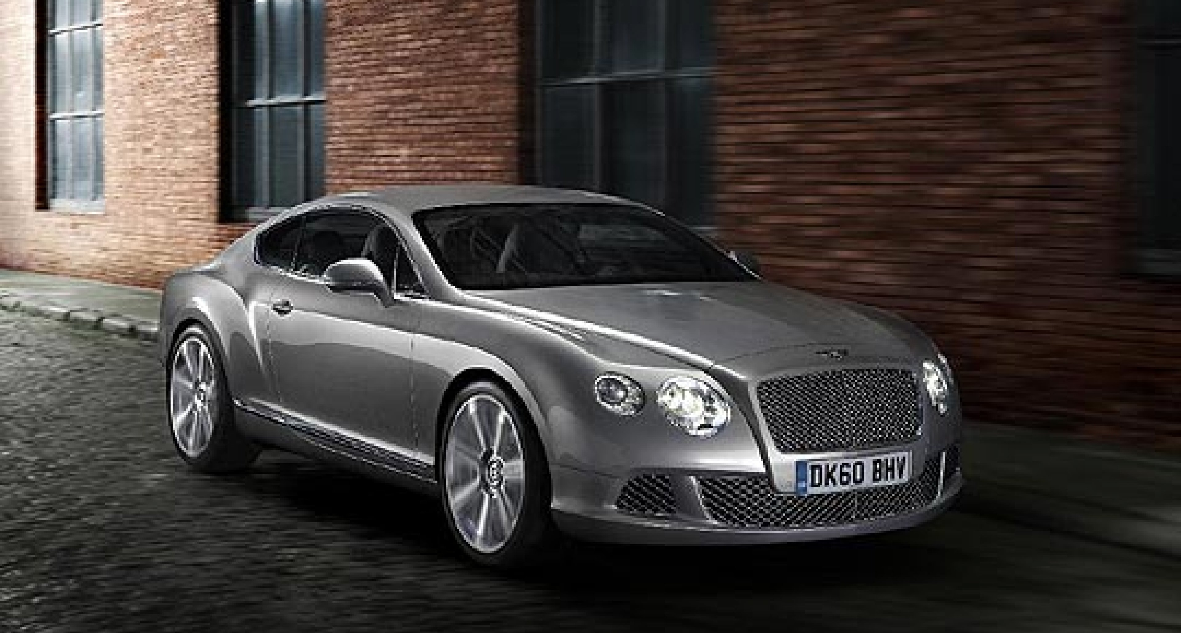New Bentley Continental GT – the Wraps Come Off