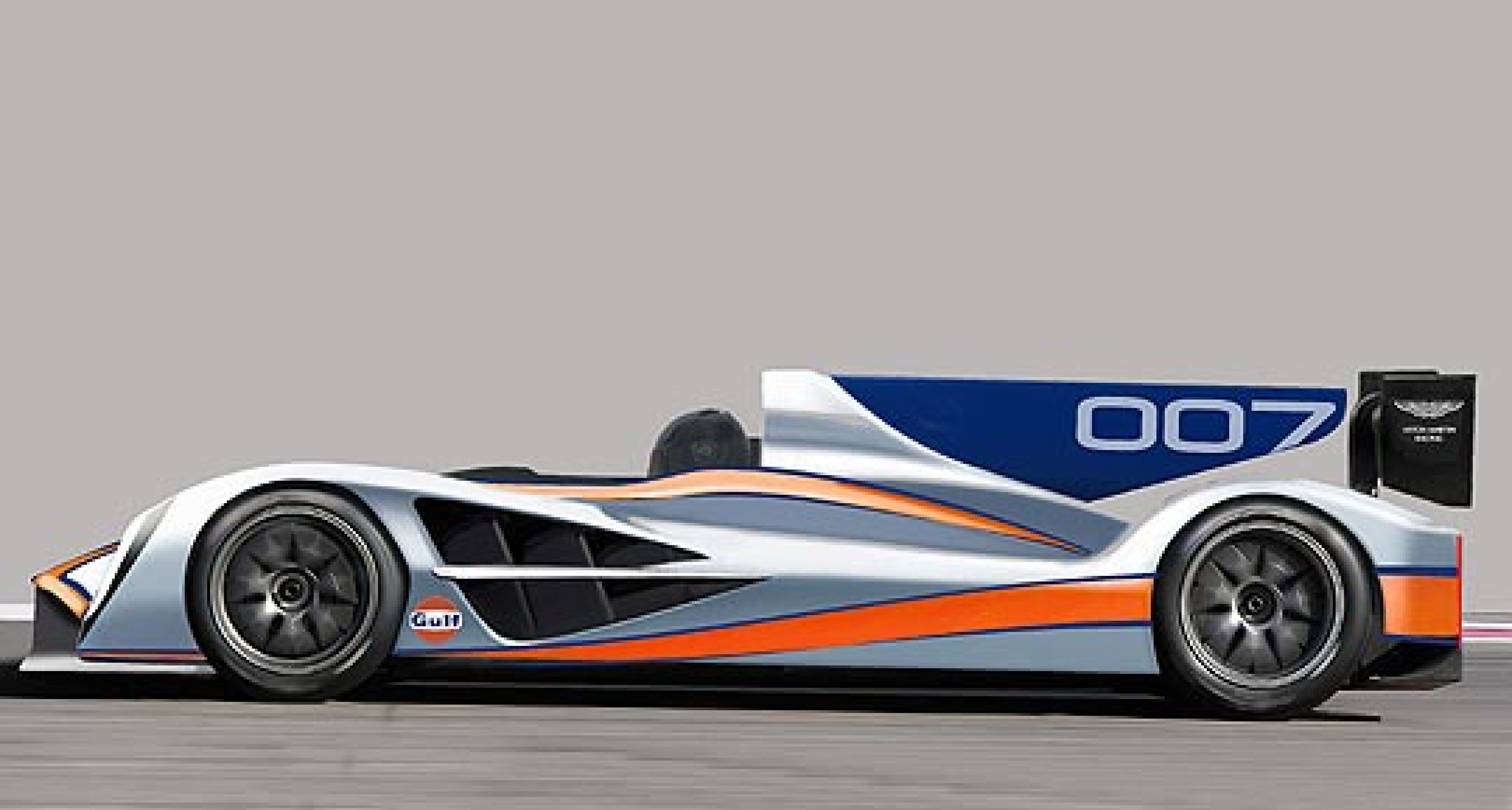 All-New Aston Martin Prototype to Challenge for Victory at Le Mans 2011
