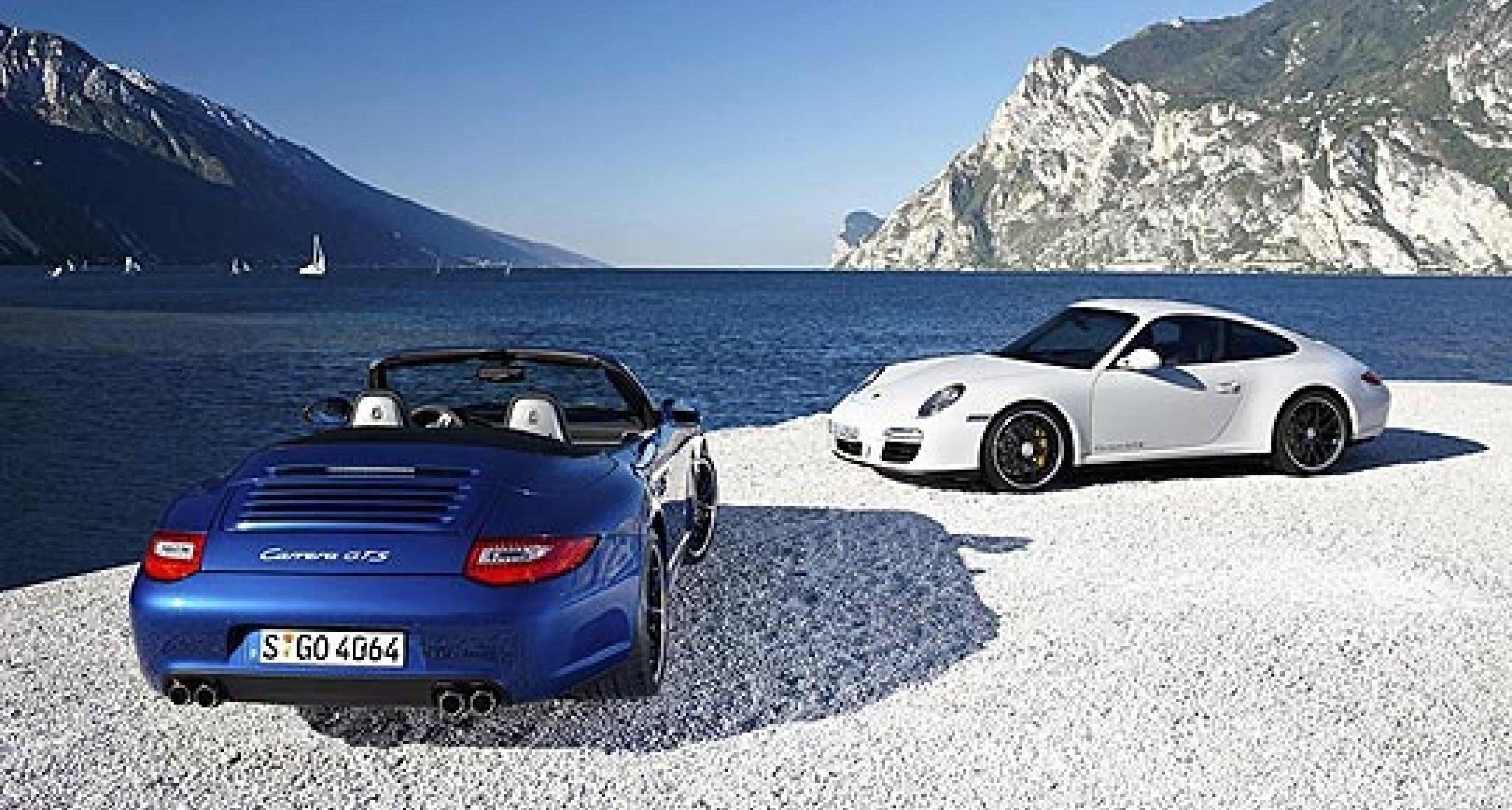 'Carrera GTS': 408HP Porsche 911 to Debut in Paris
