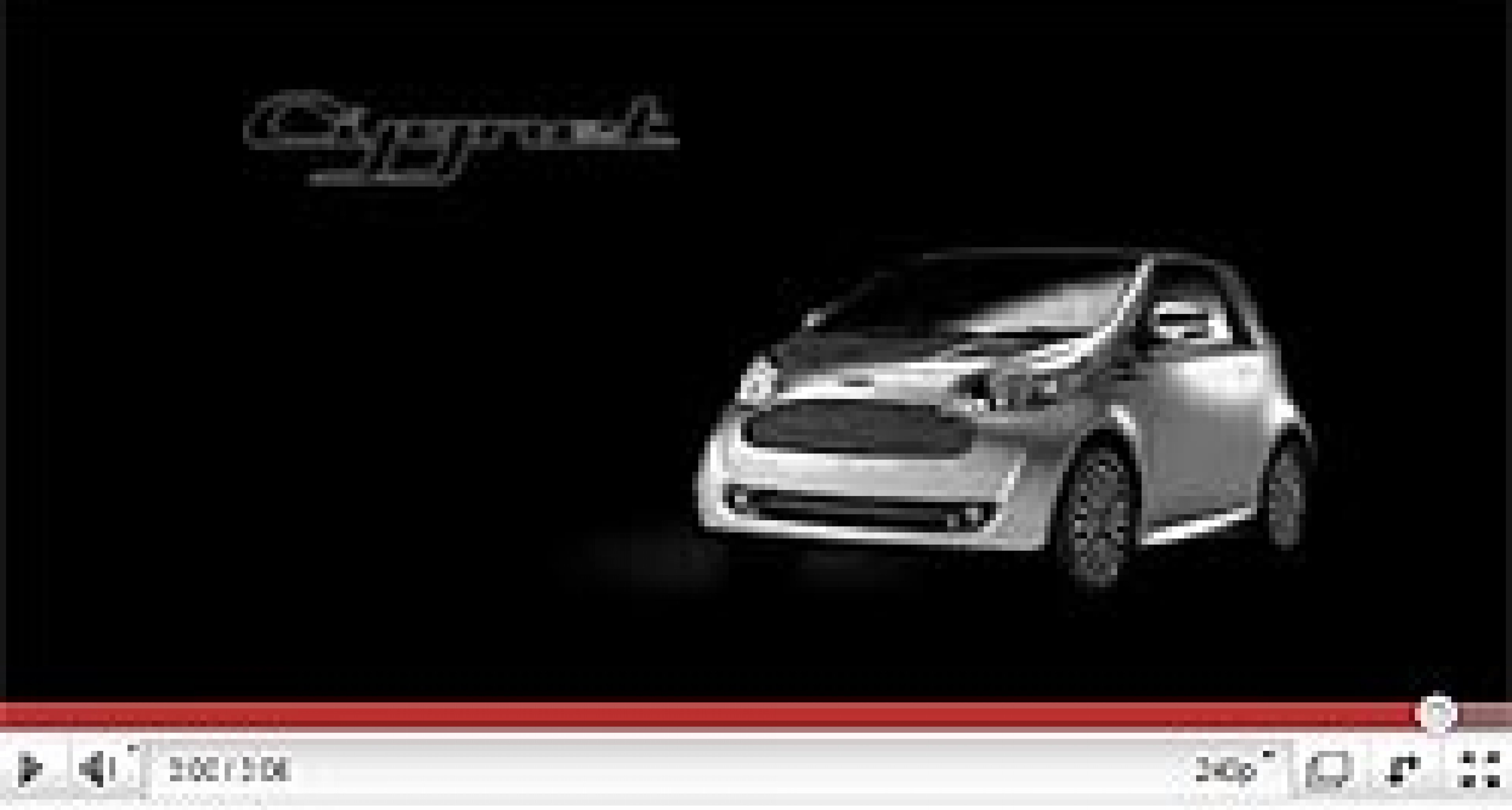 Aston Martin Cygnet: Due for 2011 Production, New Video Released