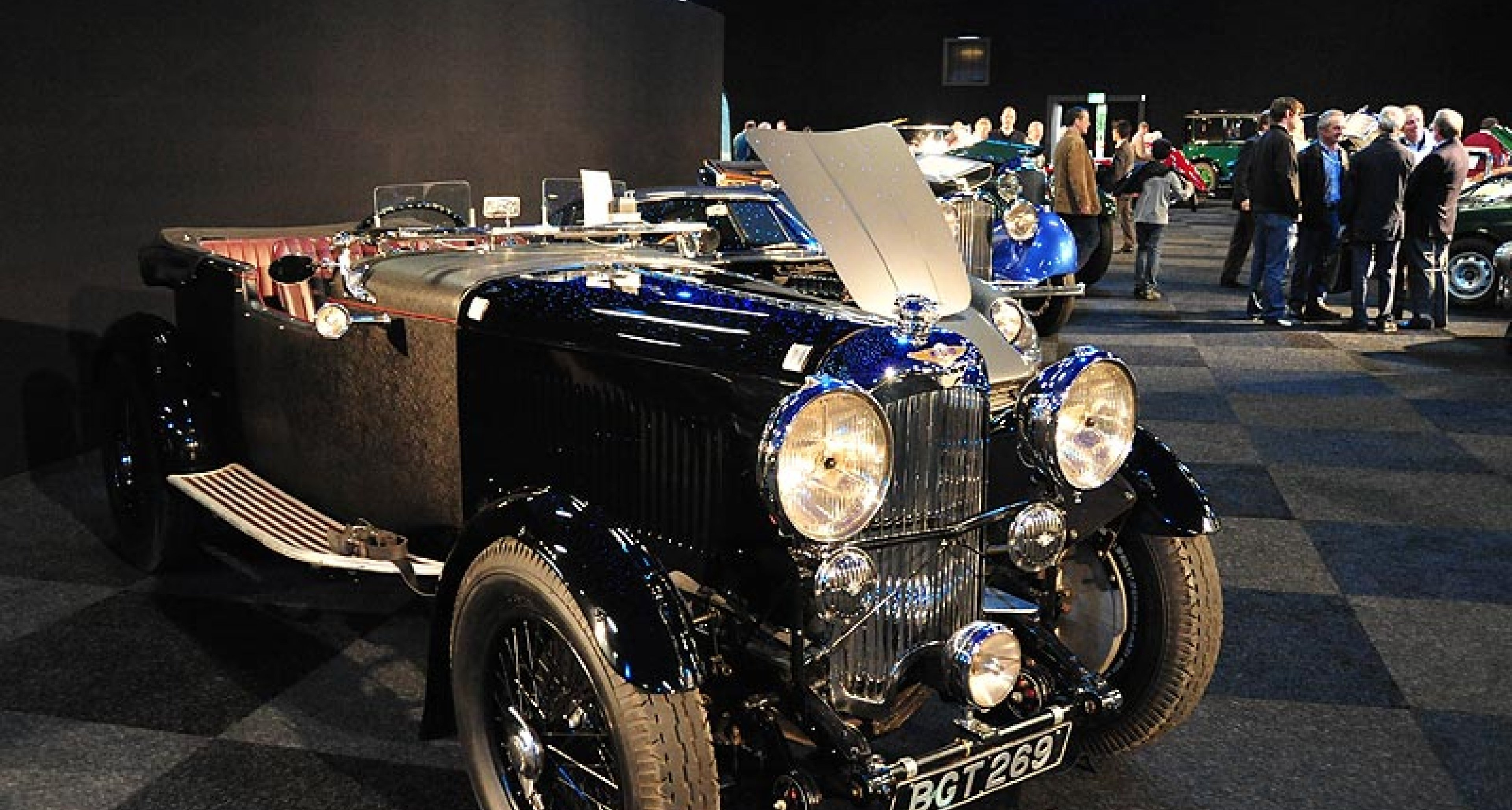 RM Auctions - 'Automobiles of London' 27 October 2010 - Review