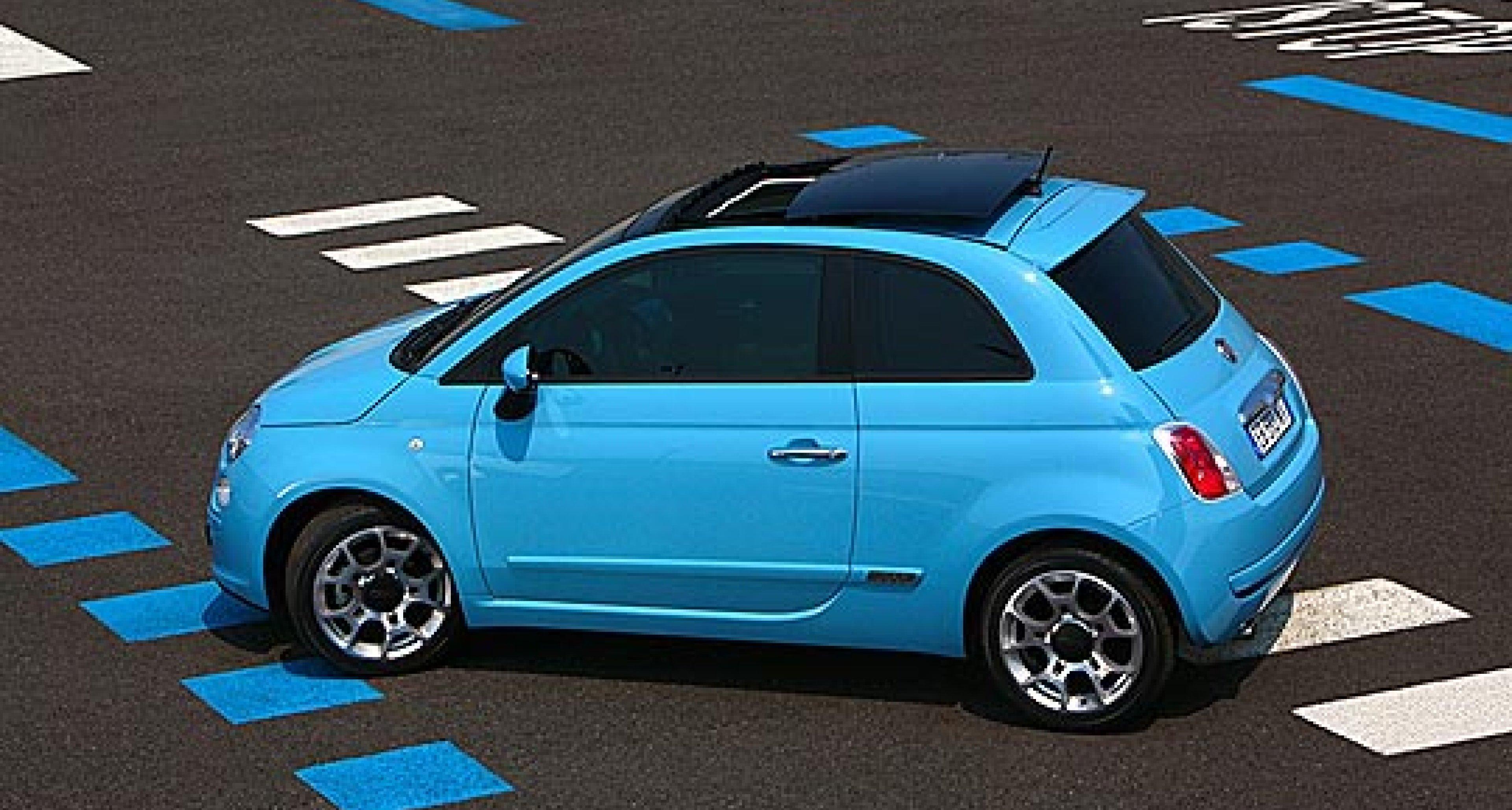 Fiat 500 TwinAir – Road Test by Tony Dron