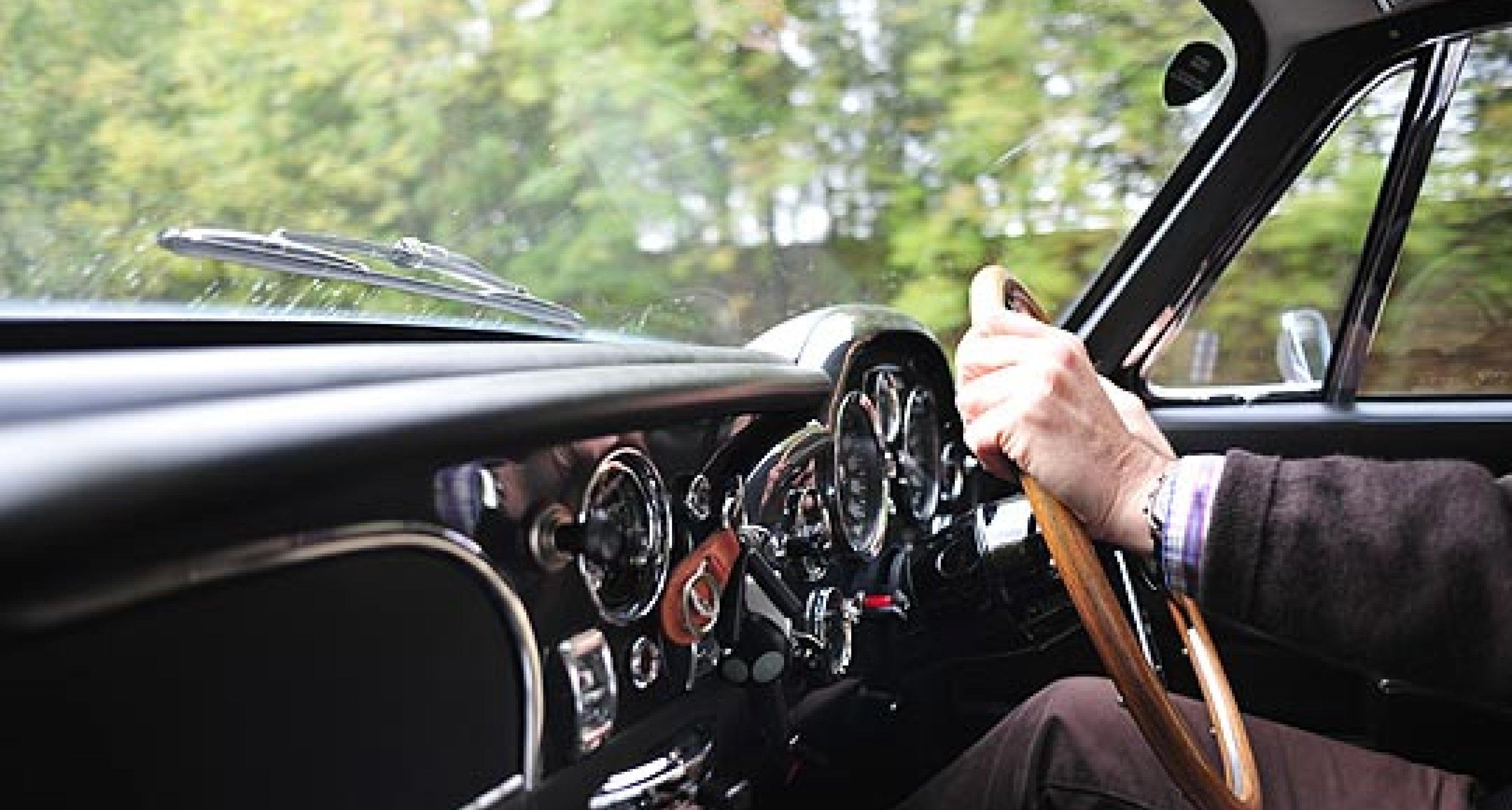 Aston Martin Works Service: 'Exceptional Treatment'