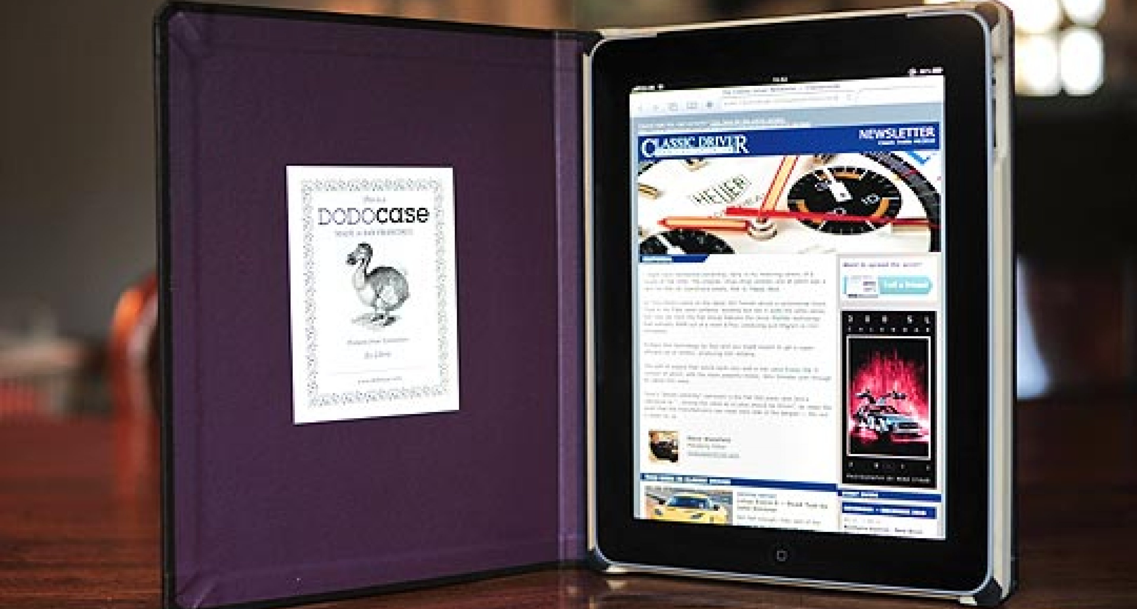 DODOcase For The iPad