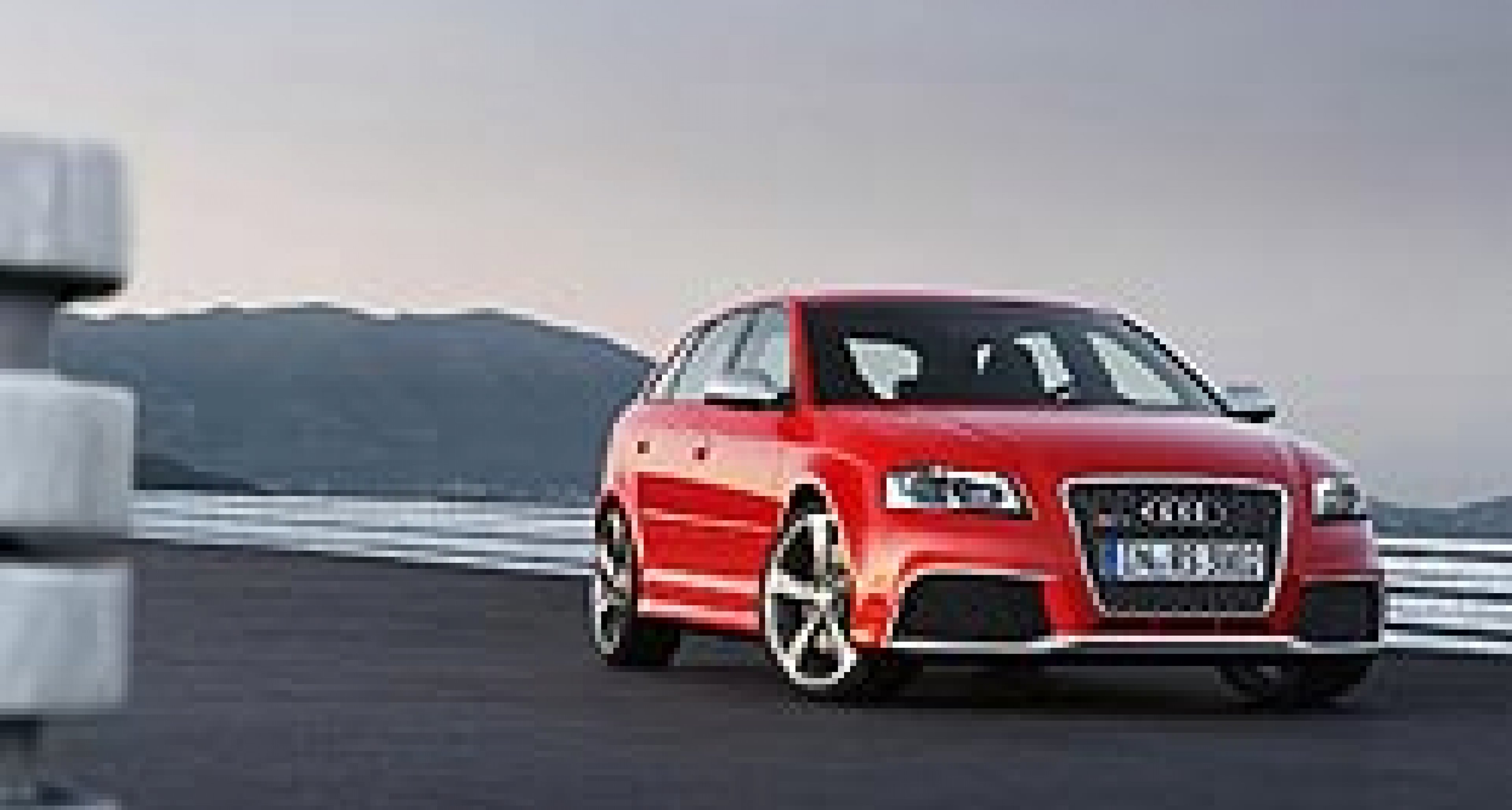 Audi RS 3 Sportback: Five Cylinders, 4WD and 340PS