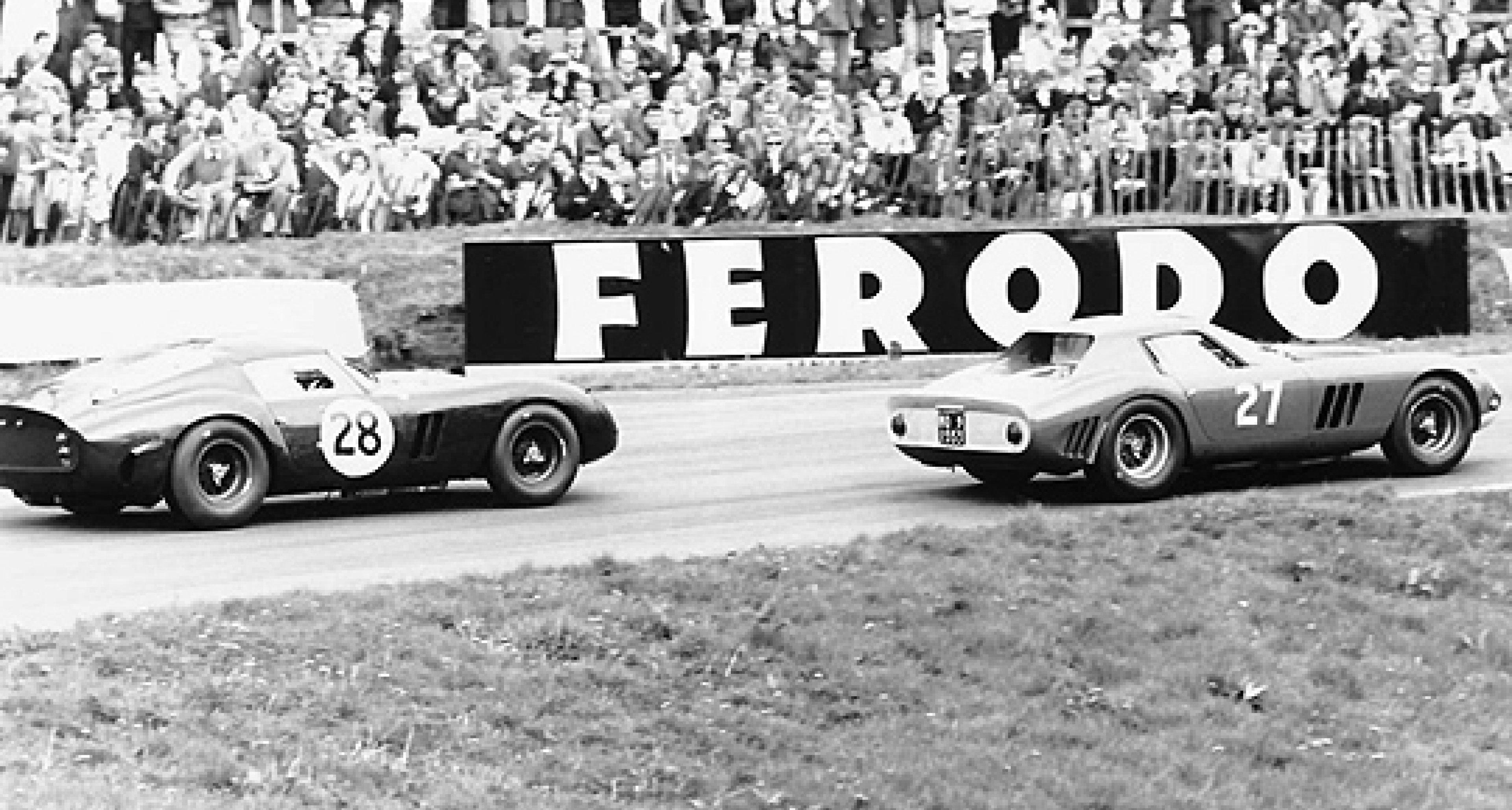 Book Review: 'Ferrari 250 GTO, The History of a Legend'